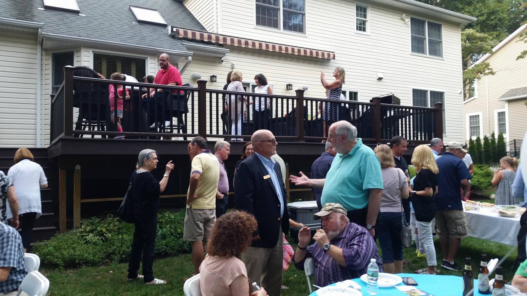 Great food and fun for all of our friends who attended this even to Elect Rudman & Levy!