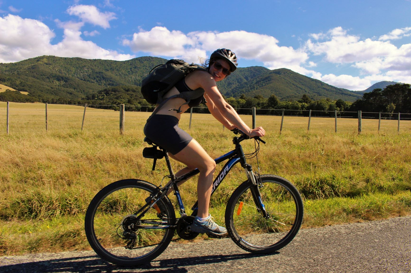 Cross Creek to Ocean Beach, Wairarapa, Remutaka Cycle Trail