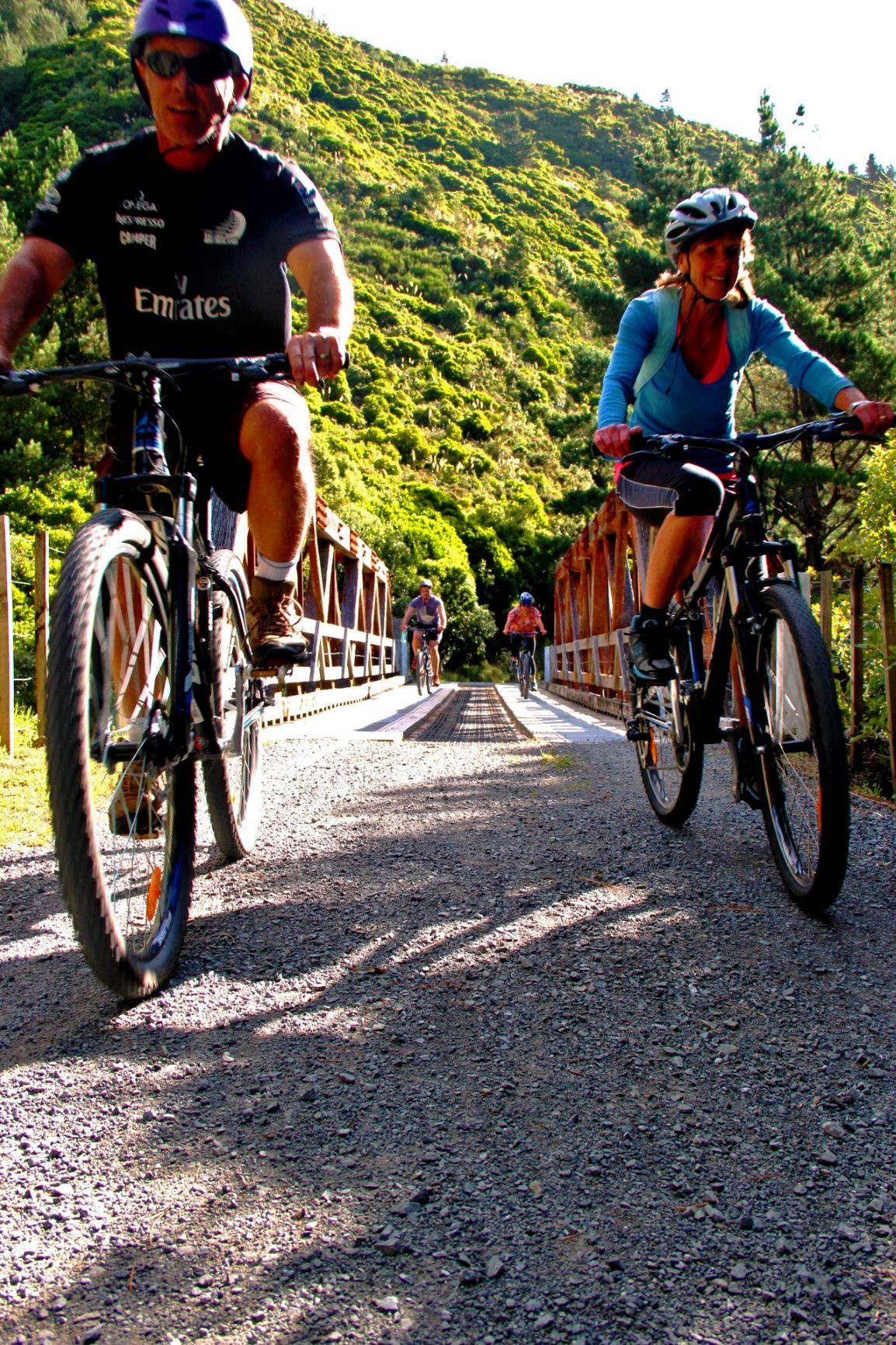 Remutaka Incline Trail, Remutaka Cycle Trail