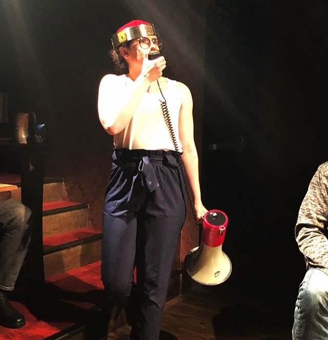 I am very grateful to have performed in not one, but two productions this weekend. @drunkshakespeare and @filamentplays, thank you so much for giving me the opportunity to do what I love . . . #actor #chicagoactor #drunkshakespeare #drunkshakespearechi #drunkshakespearechicago #filamenttheatre #edwardtulane #tya