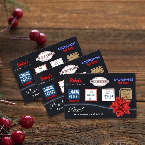 Ruby's Oyster Bar Gift Cards