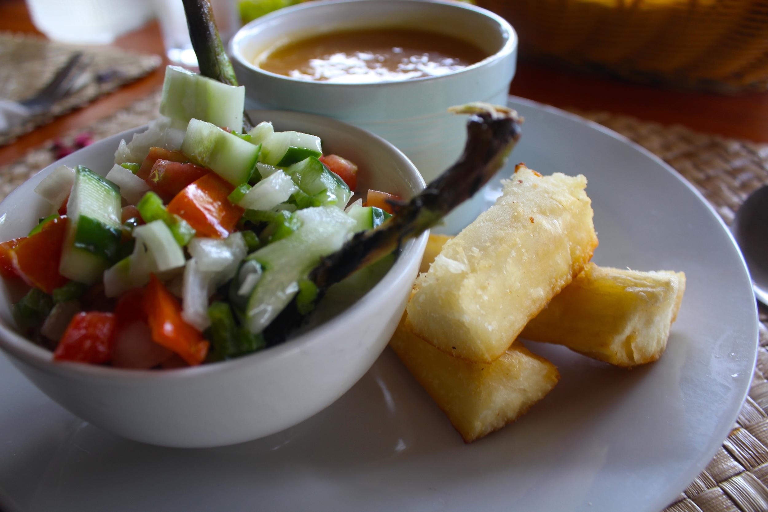 Charred Eggplant in Lolo