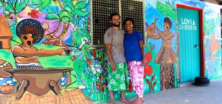 Savu Mural
