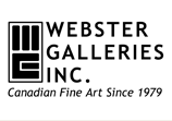 Webster Gallery Calgary Alberta. Alberta representation.