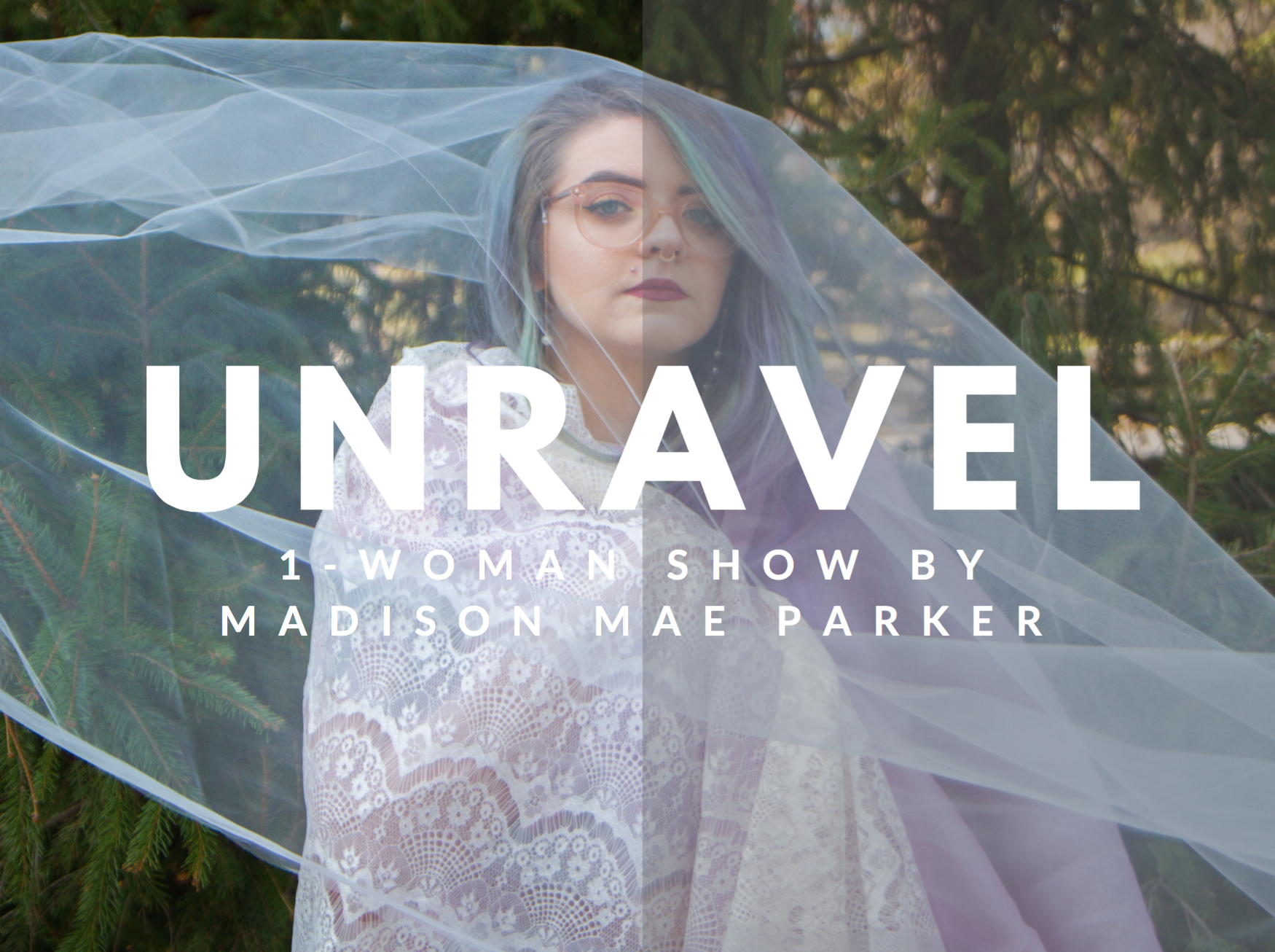 Writer, Performer, Co-Producer, 2017 - Unravel is a one-woman poetic-play that debuted in Kansas City. MO. Future production of Unravel will take place again. Stay tuned to catch the next show.