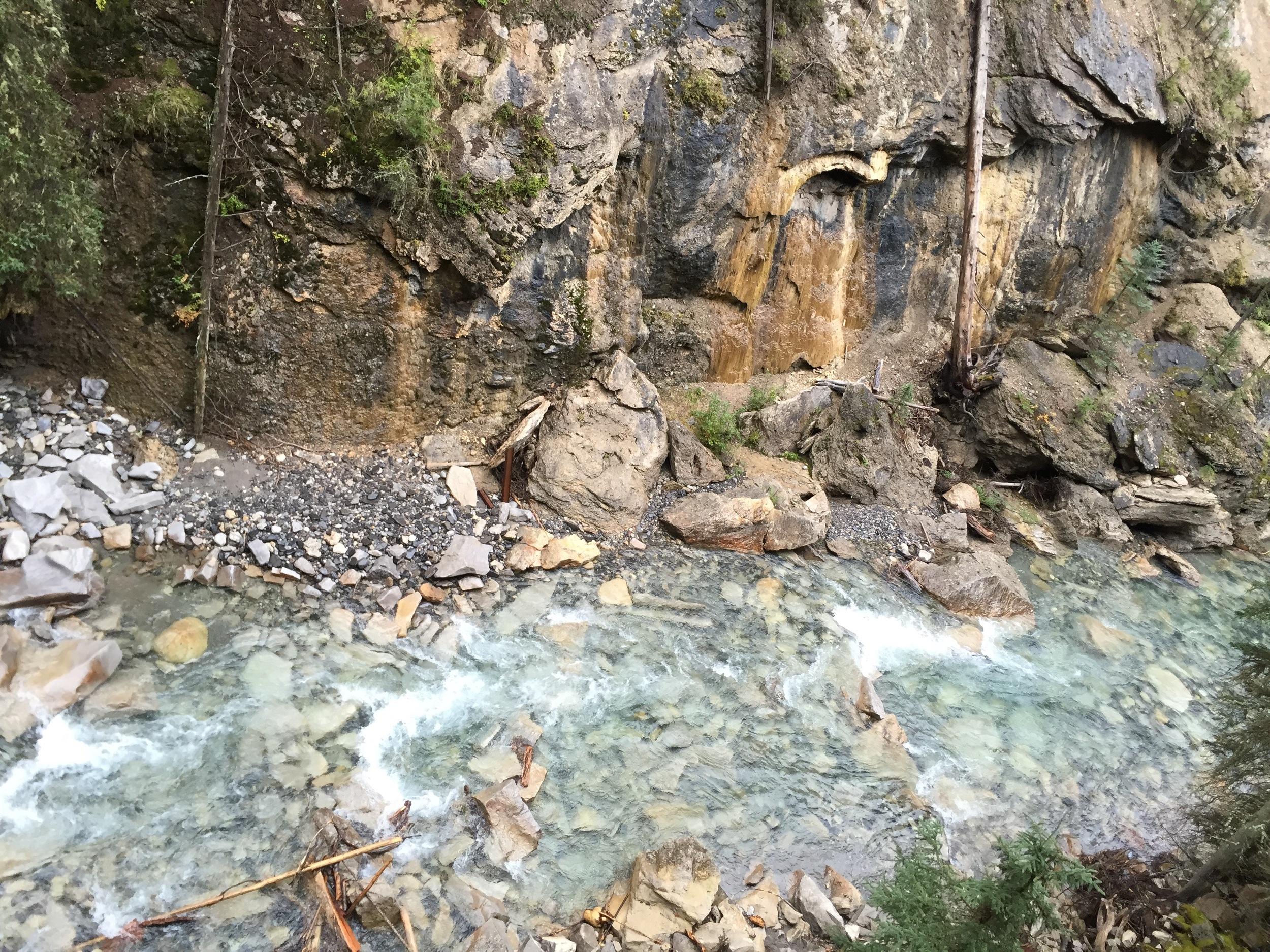 Johnston Canyon - Banff National Park - 2015