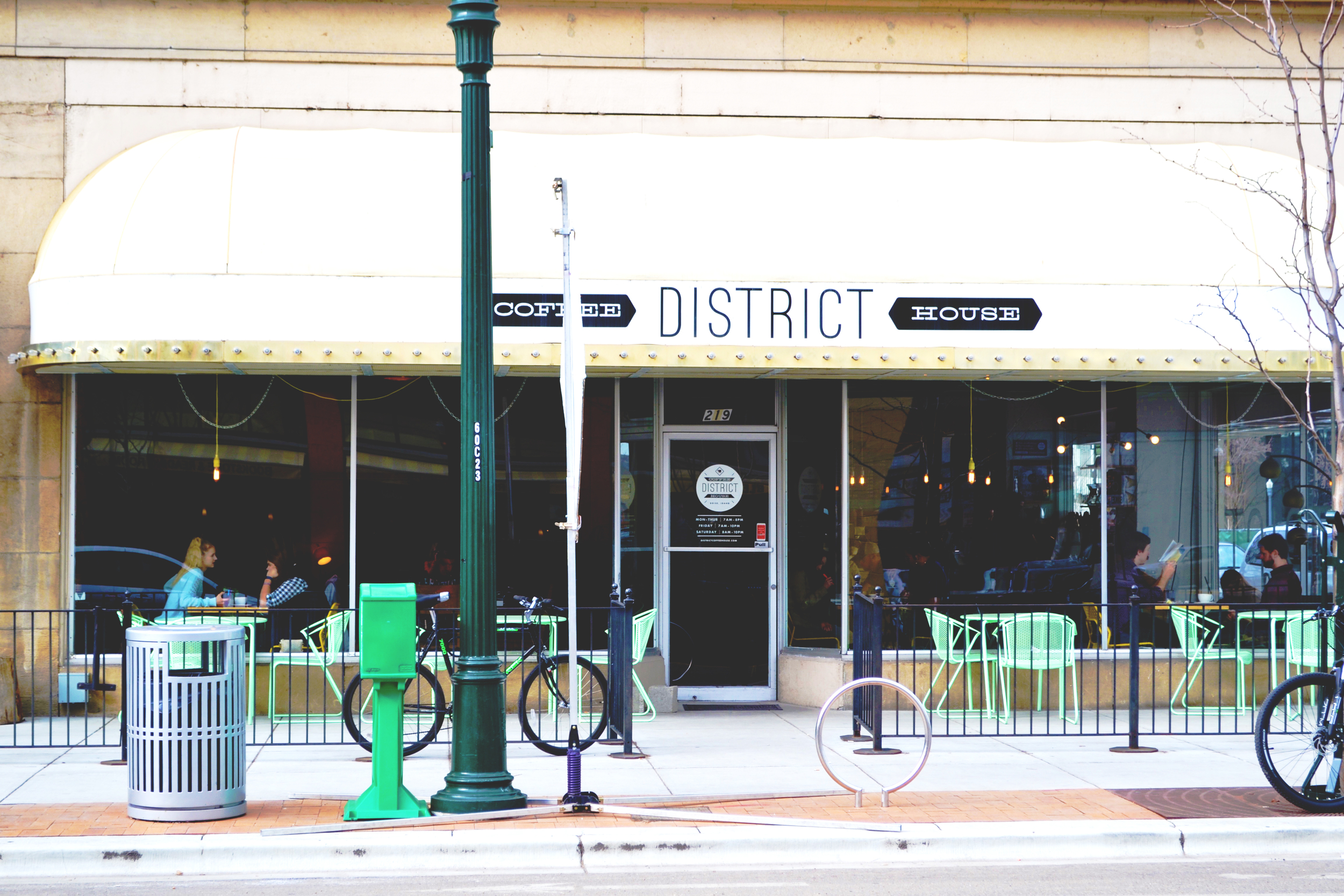 District Coffee House | Boise, Idaho | All Rights Reserved: Heather Woolery 2016