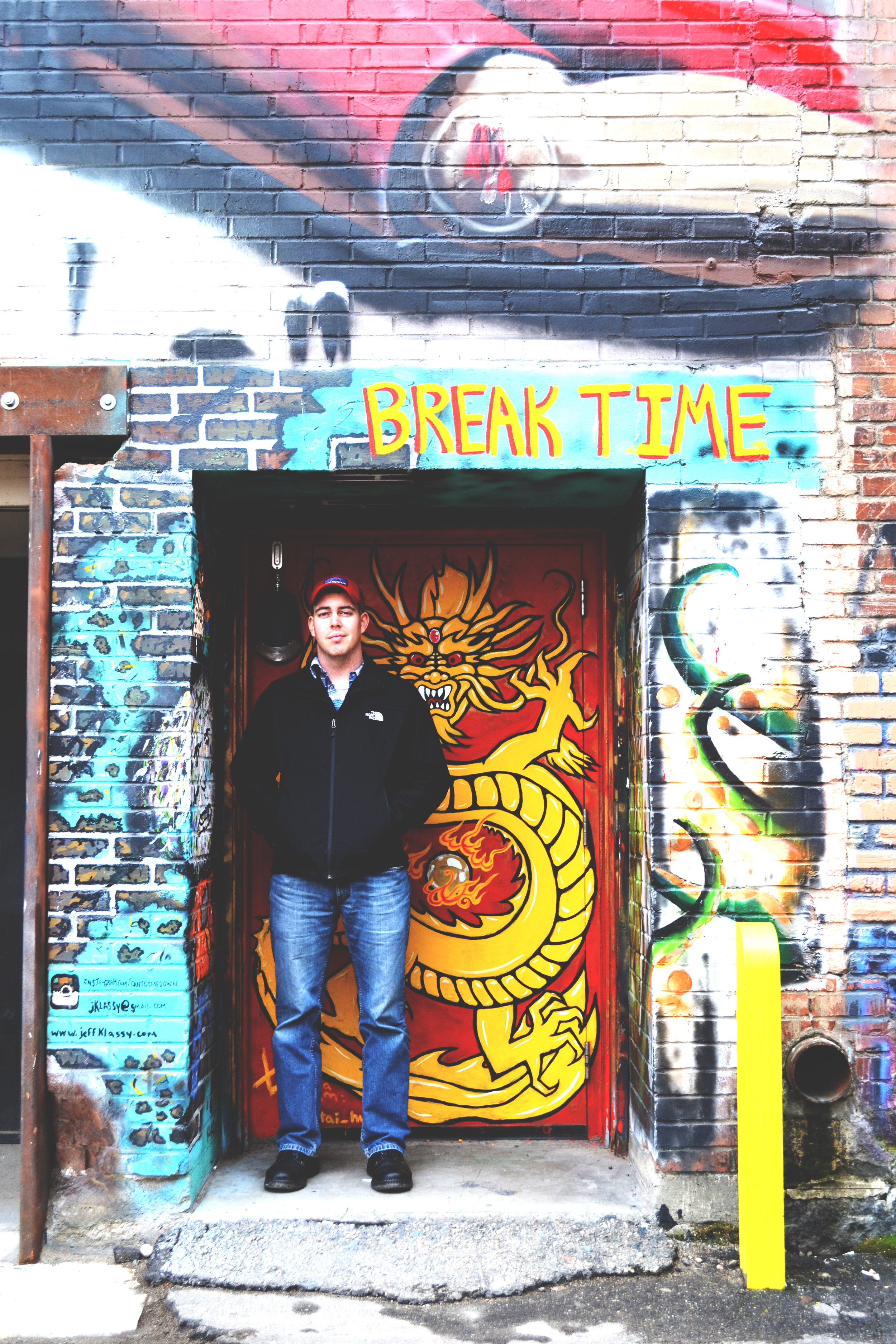 Freak Alley | Boise, Idaho | All Rights Reserved: Heather Woolery 2016