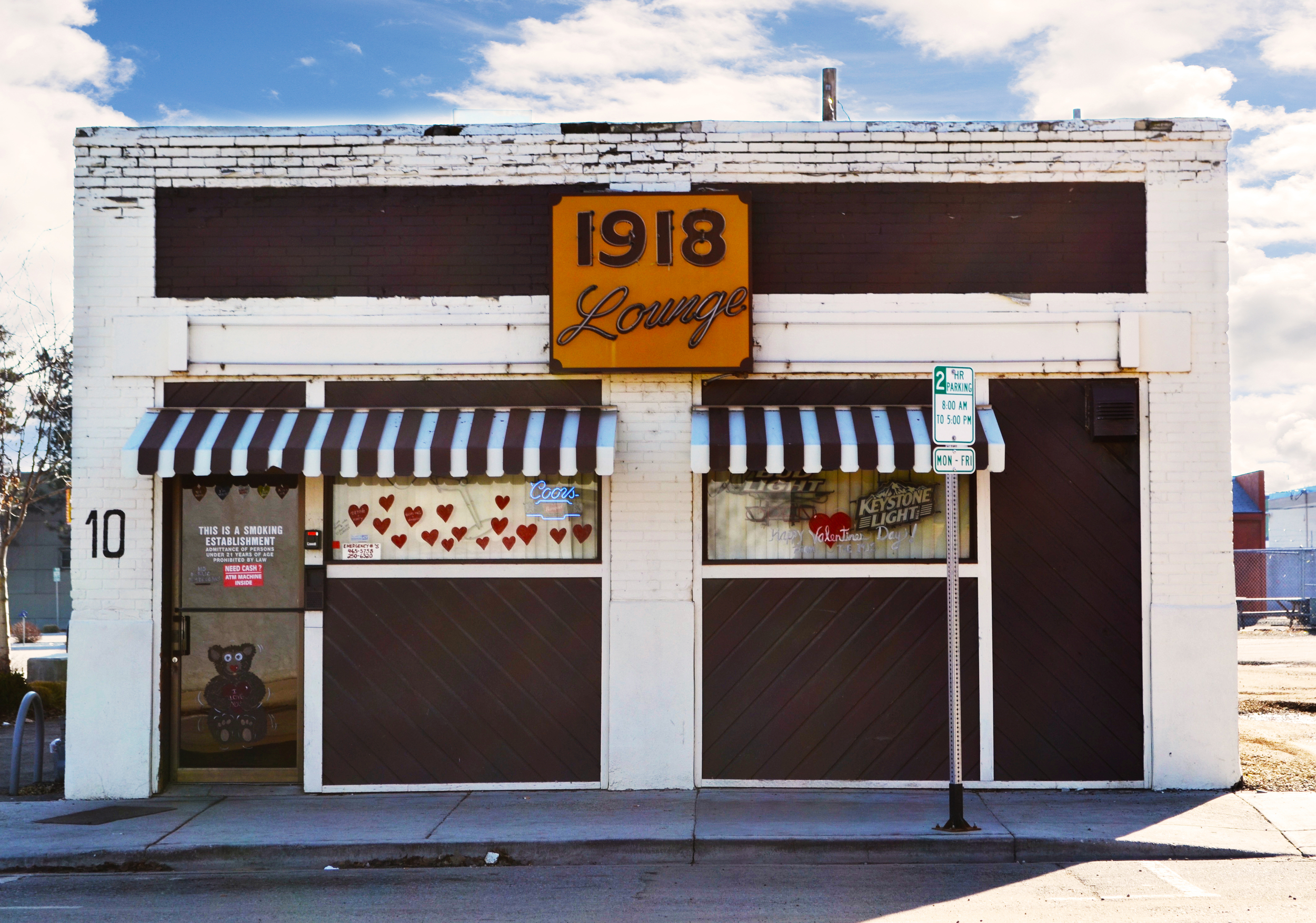 1918 Lounge | Nampa. Idaho | All Rights Reserved: Heather Woolery 2016