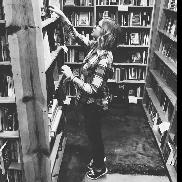 Powells Books | Portland, Oregon | All Rights Reserved: Heather Woolery 2016