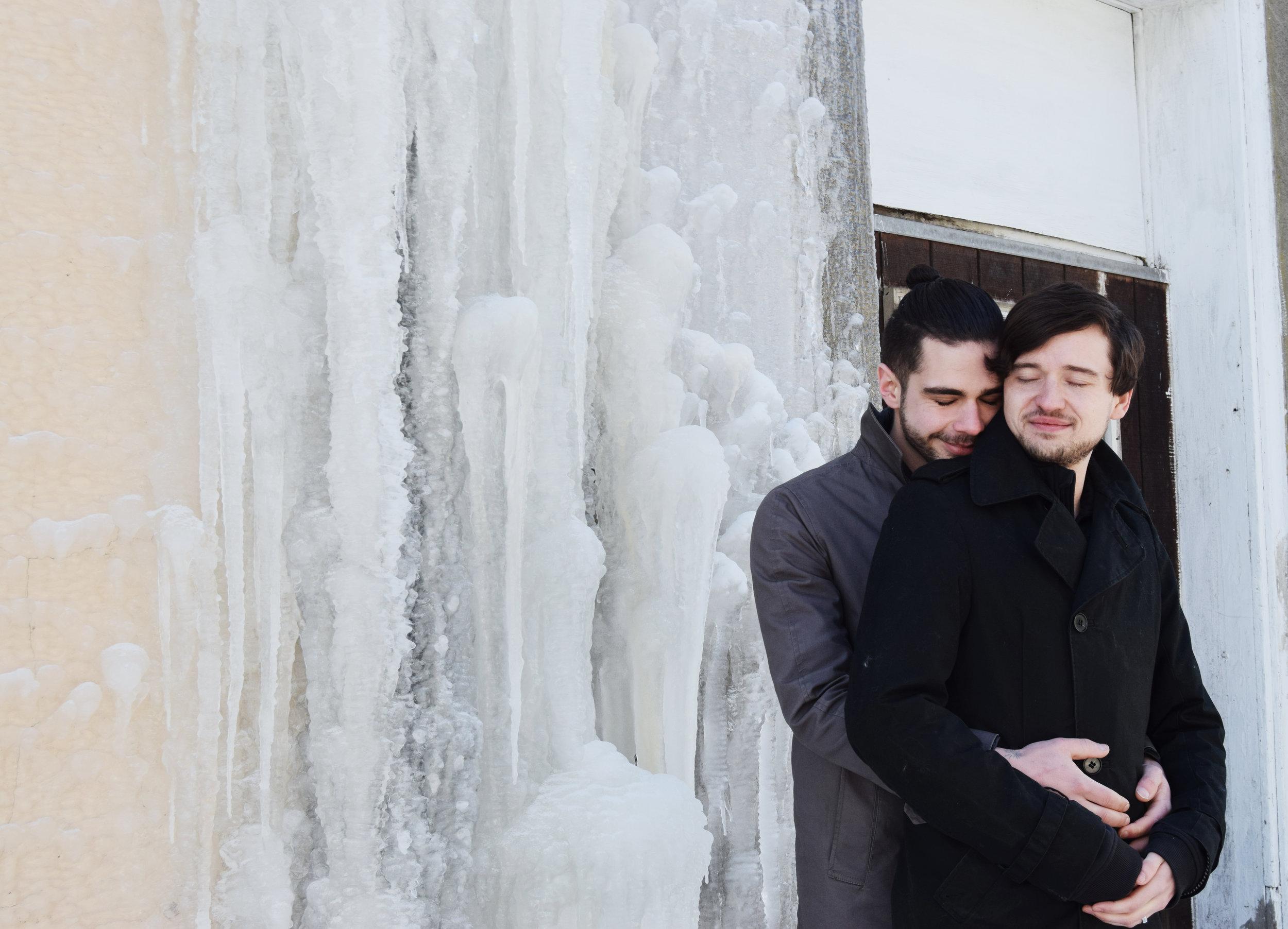 Nathan + Skylar Wedding - January 2017 - Heather Woolery