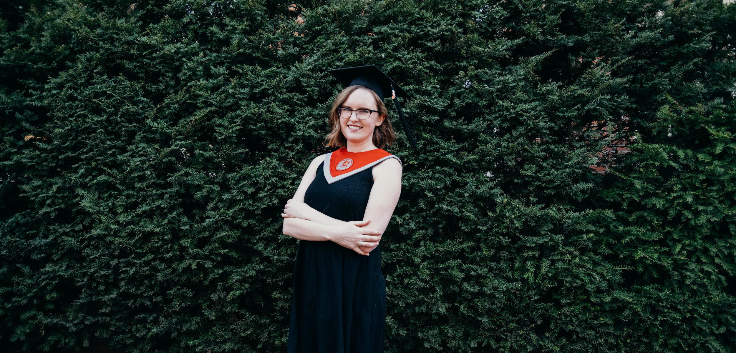 jamie marks | wsu 2017 graduation session | heather woolery