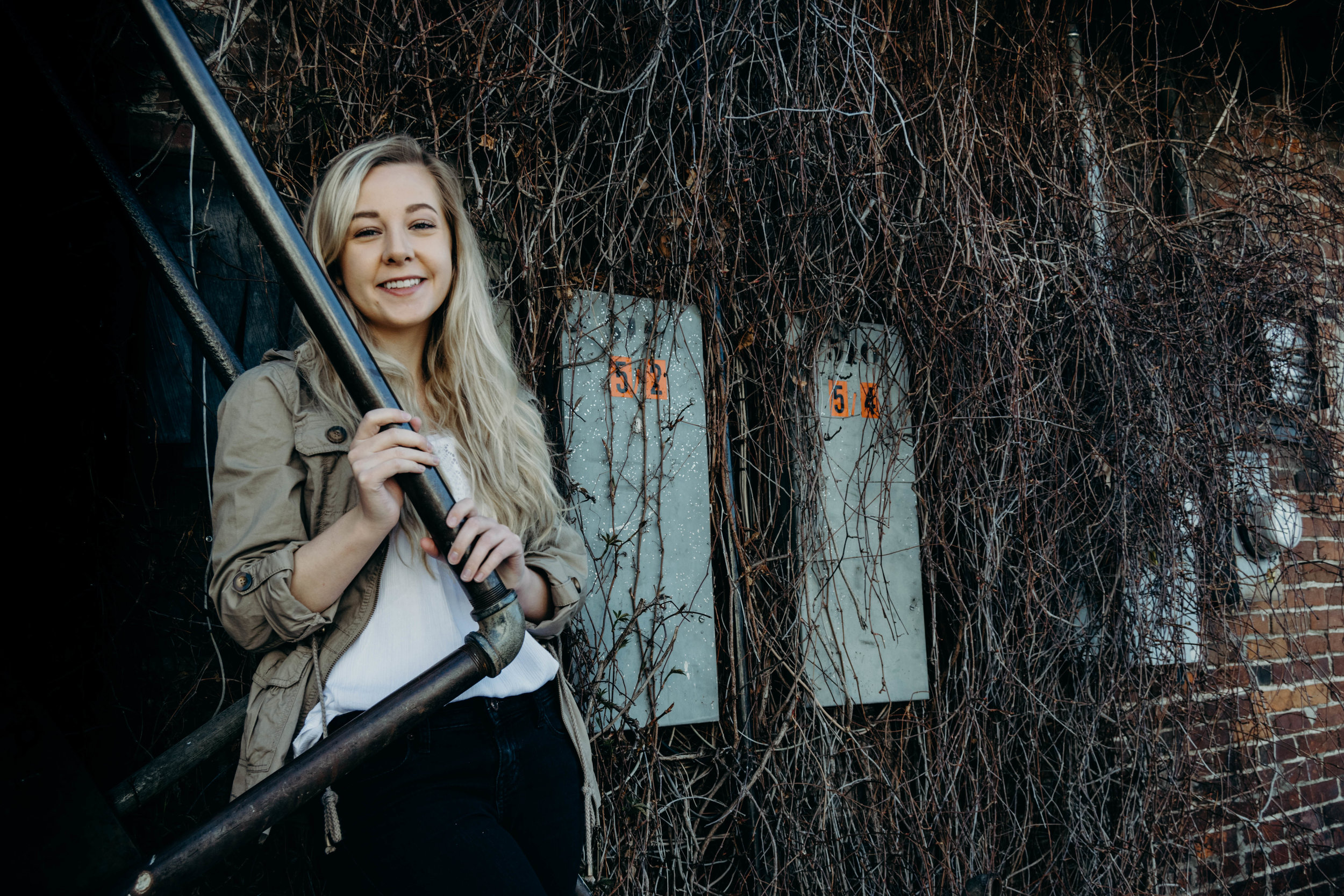 Mckenzie | University of Idaho Graduate | 2017 | Heather Woolery