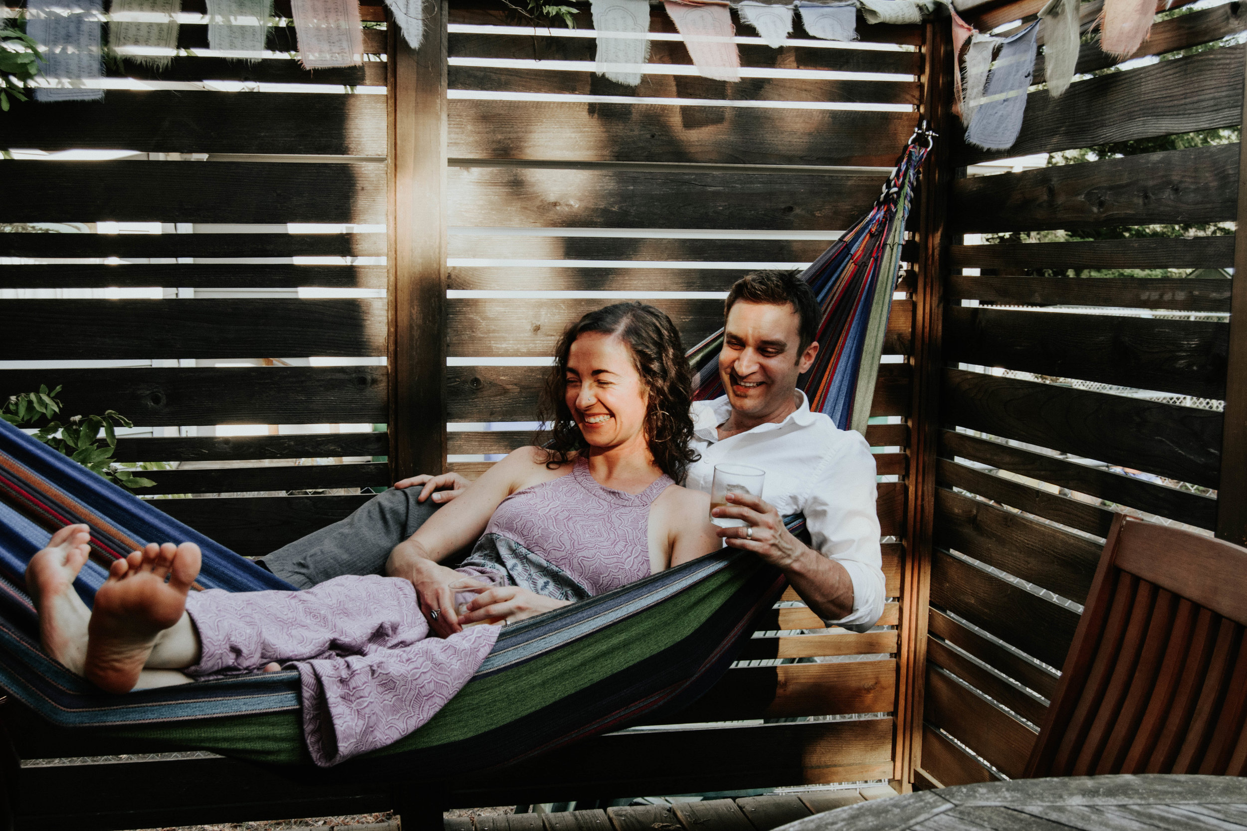 Dara+Ben Portland, OR Engagement Session | Heather Woolery 2017