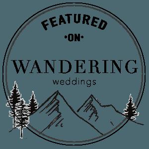 Wandering Wedding Badge.png