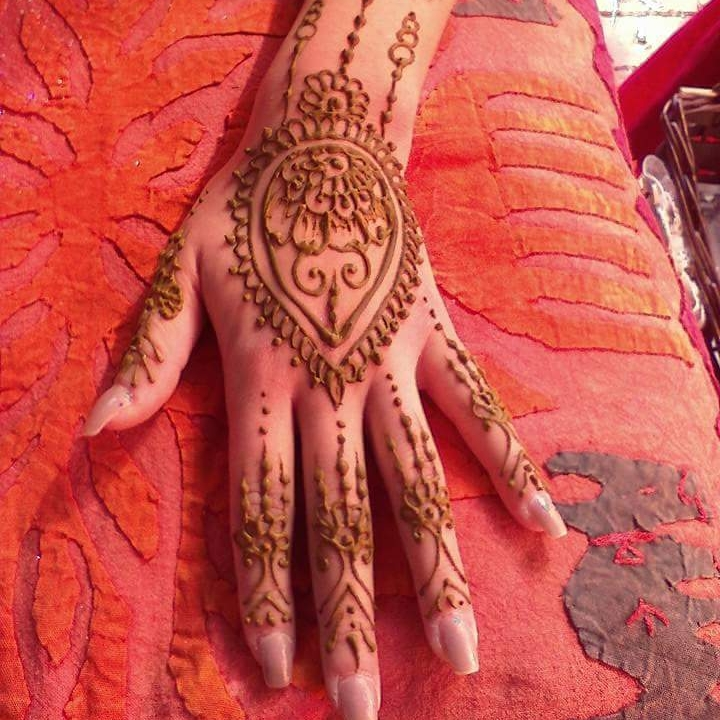 Ancient Fire Henna
