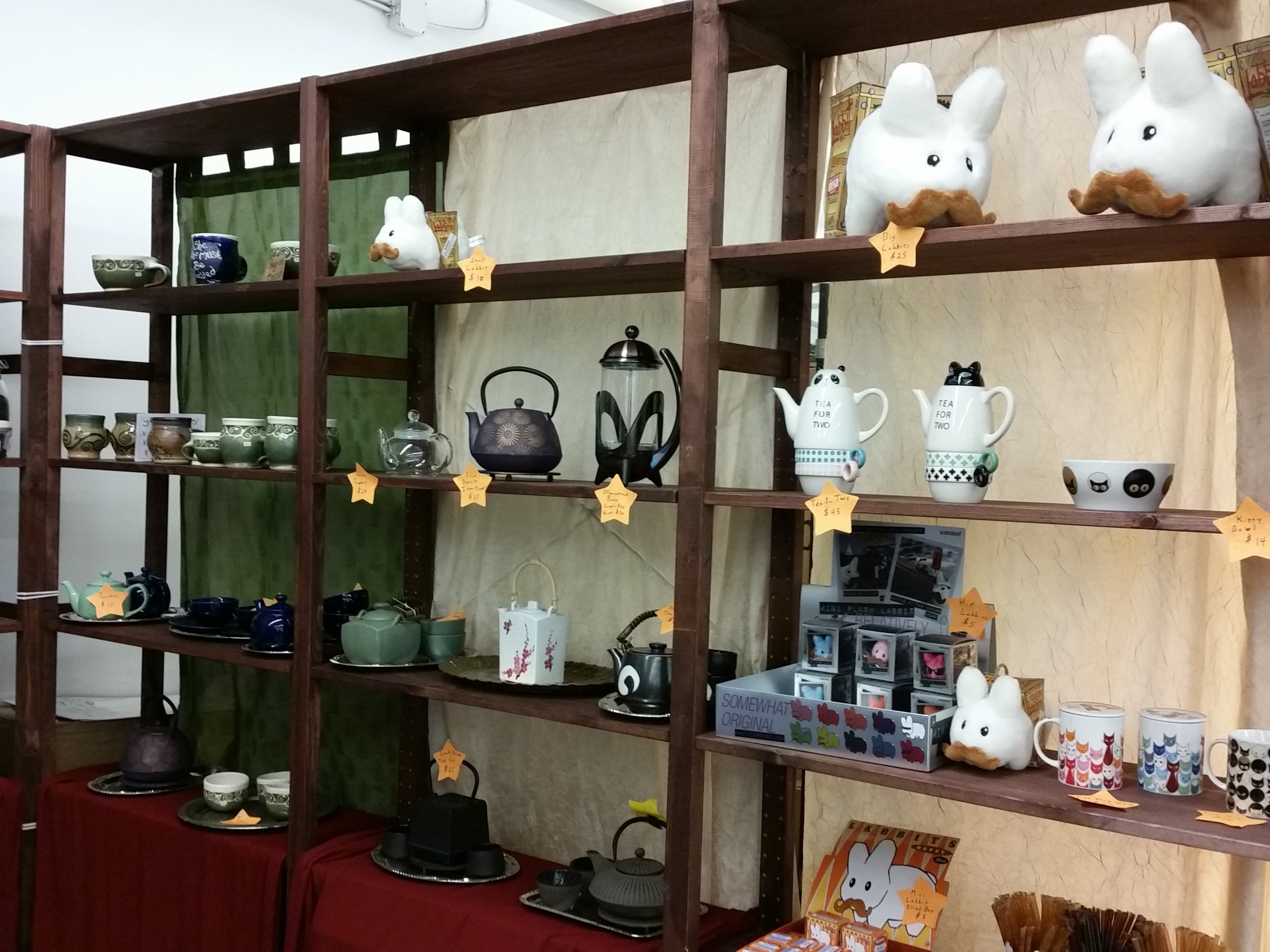 Tea and Absinthe