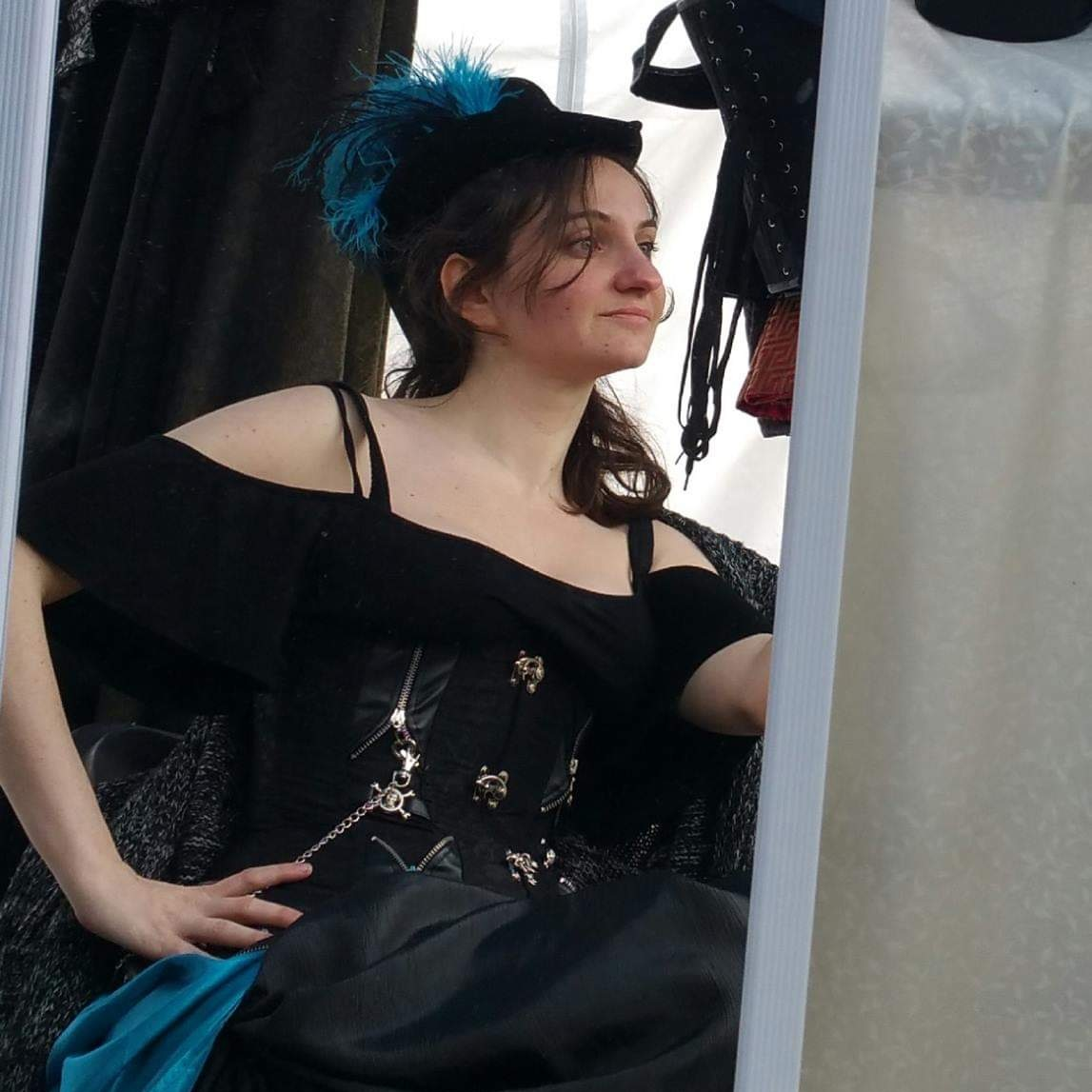 Capes and Corsets