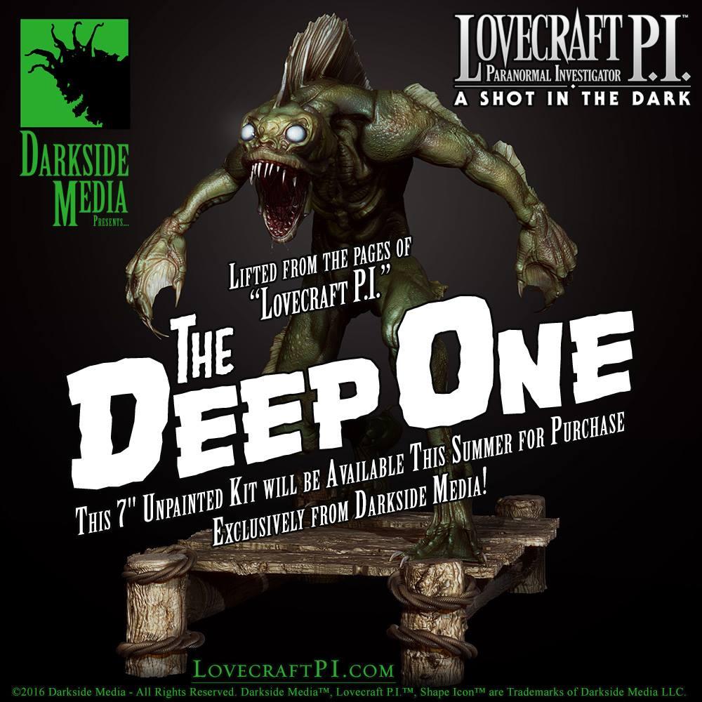 Lovecraft P.I.