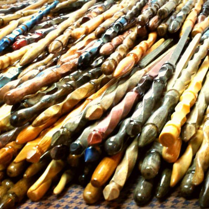 Orchardworks Magic Wands