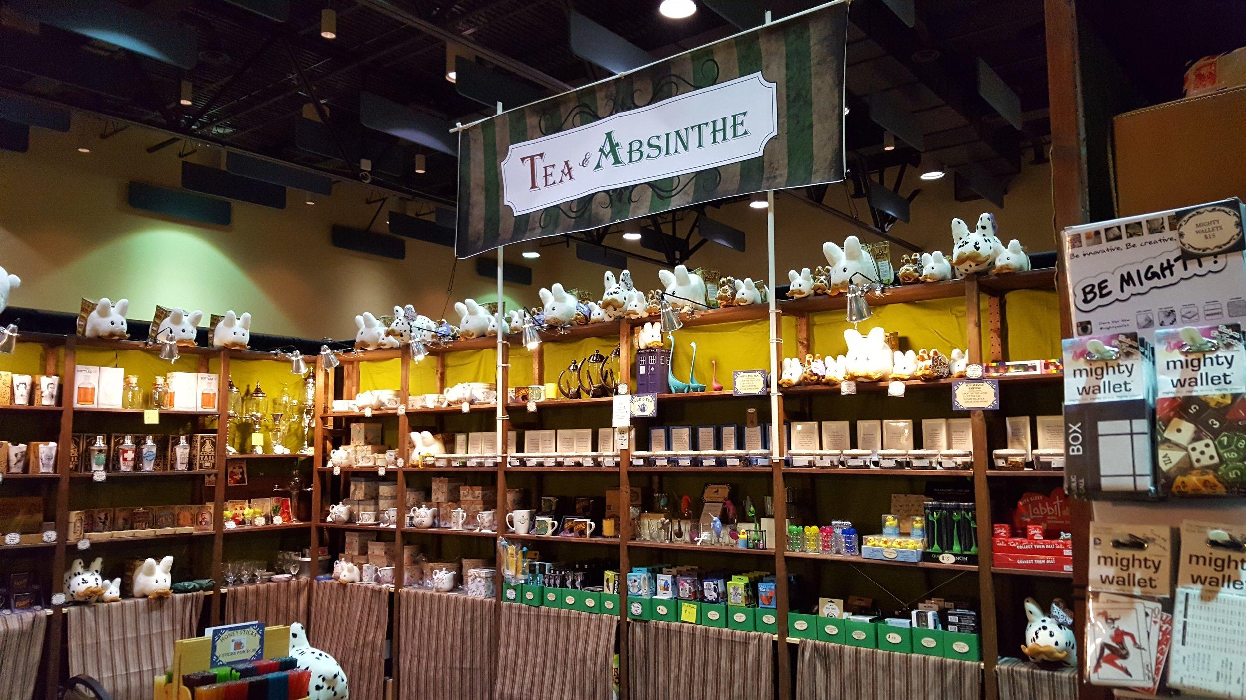 Tea & Absinthe