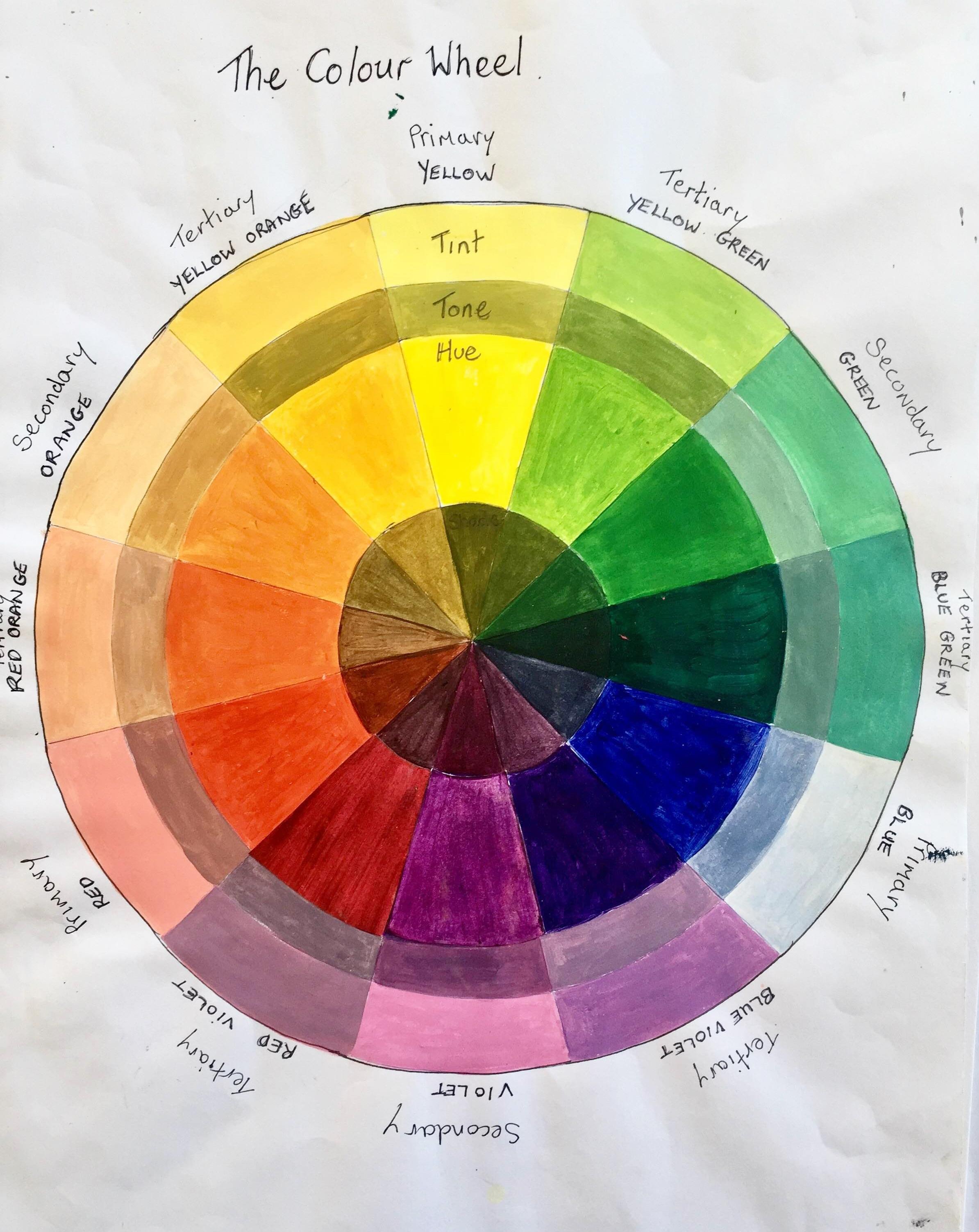 Colour - Bare Essentials , Bonus