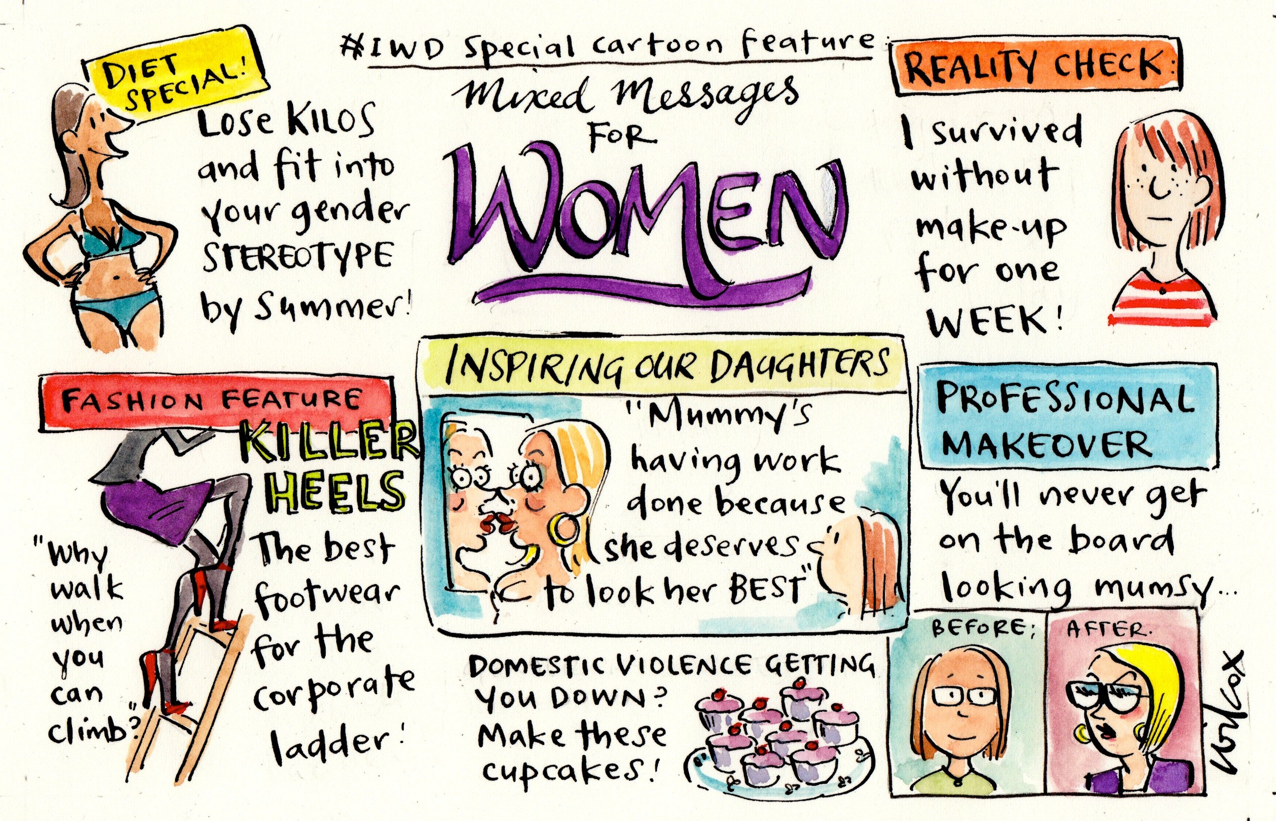mixed messages for women.jpeg