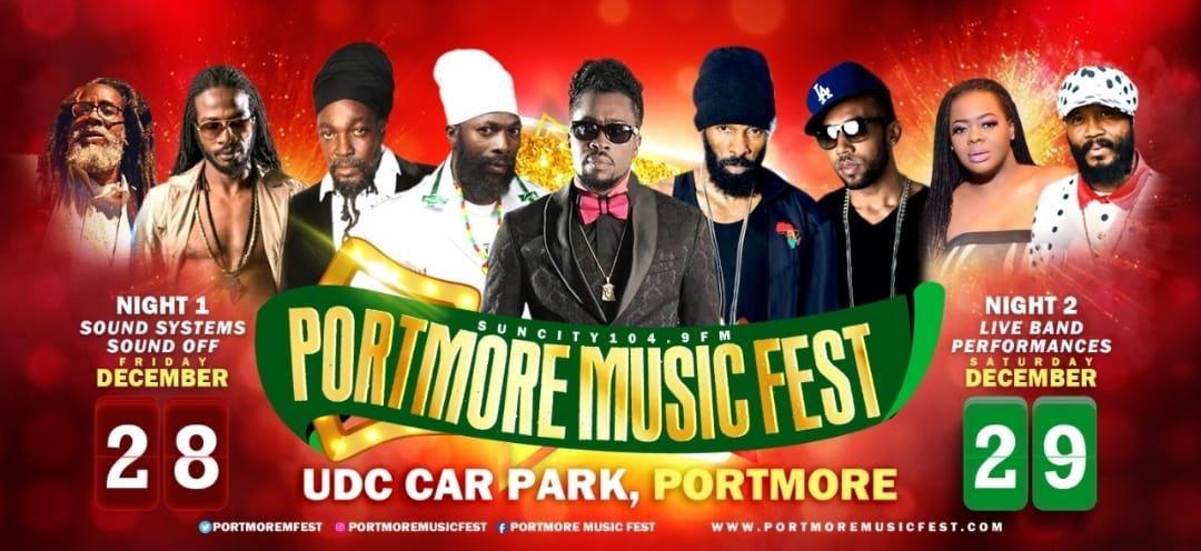 portmore music fest -
