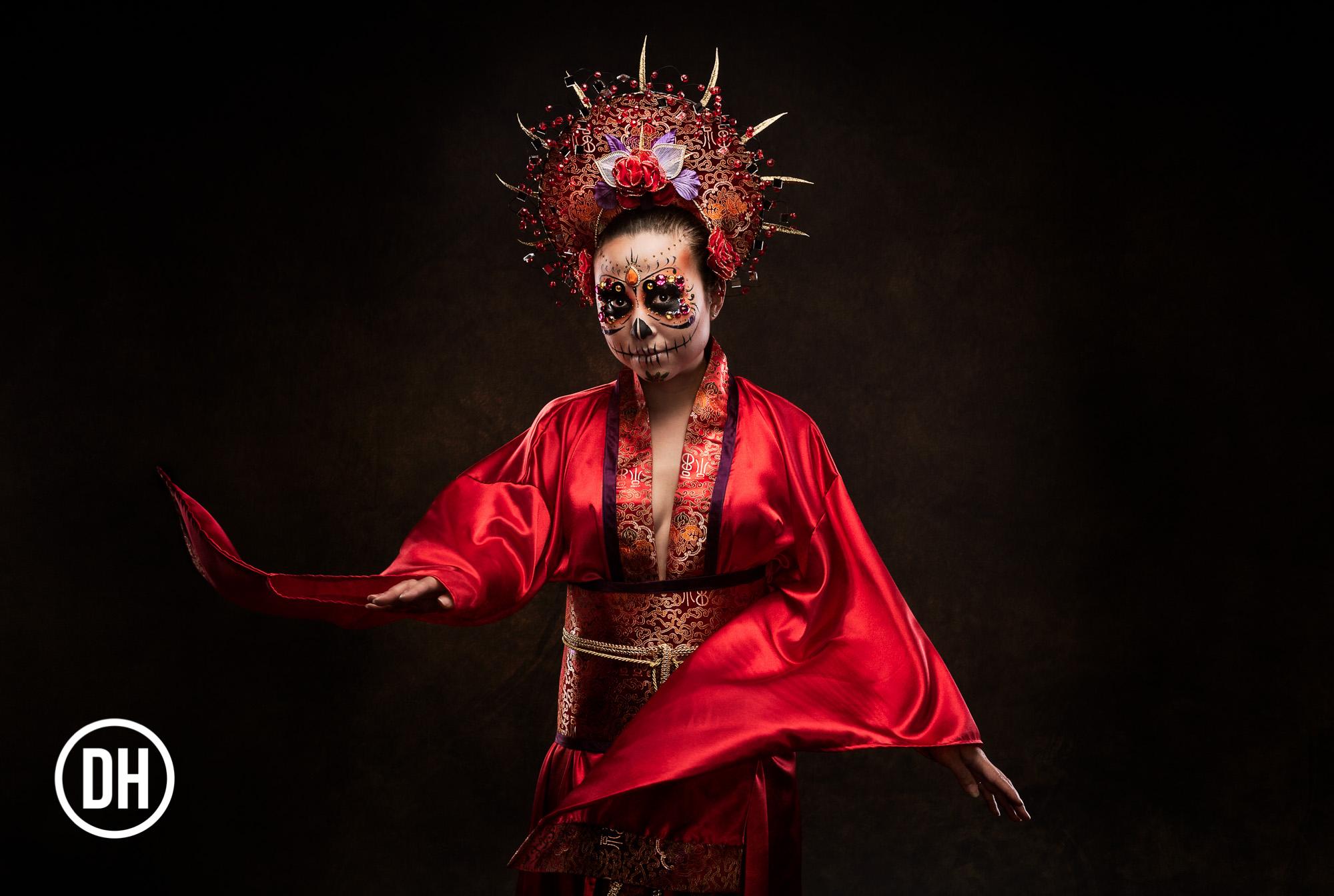 """Image from the """"Día de Muertos"""" series"""