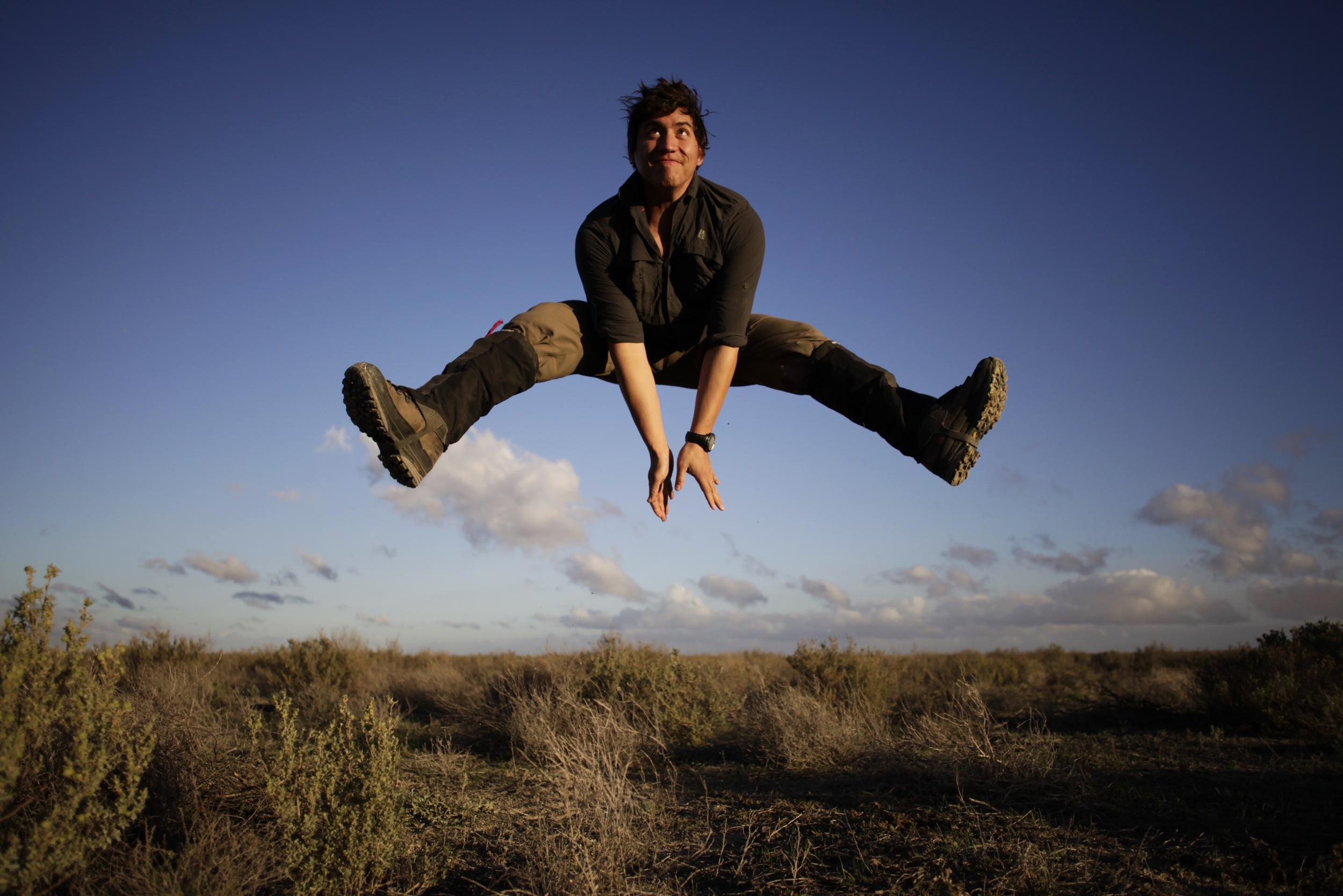 adventurer, presenter, documentary producer & motivational speaker