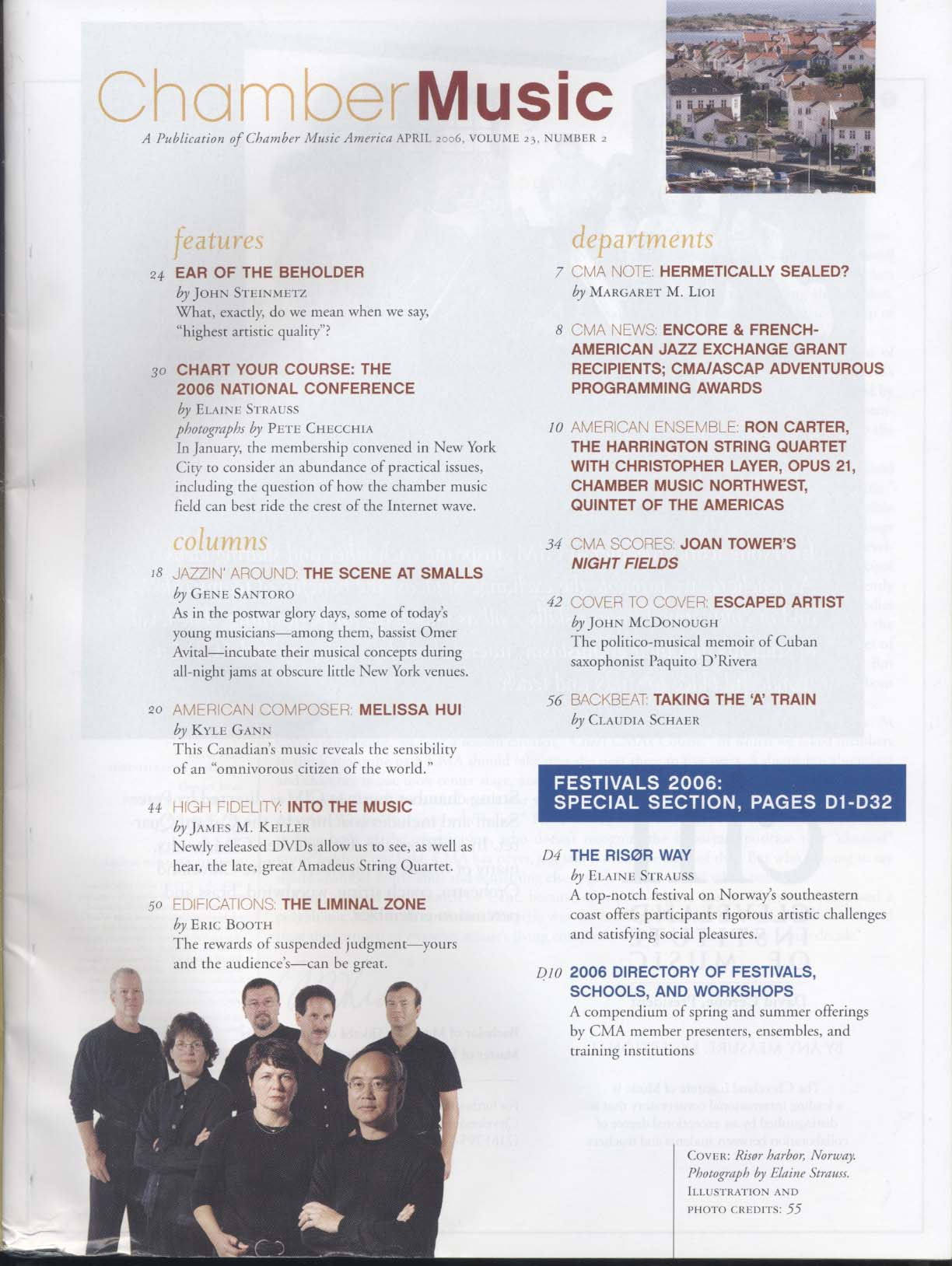ChamberMusicAmerica Mar.2006 2.table of contents.jpg