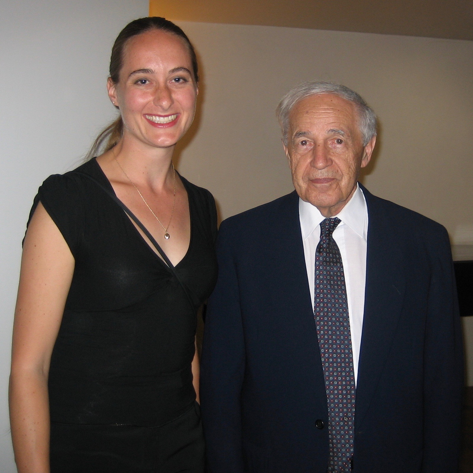 with Pierre Boulez, Switzerland