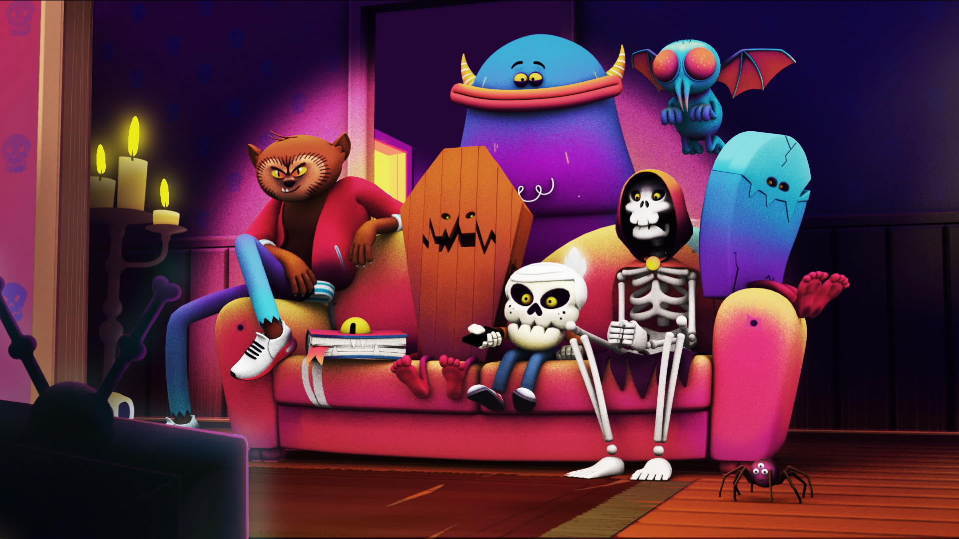 Nick Halloween