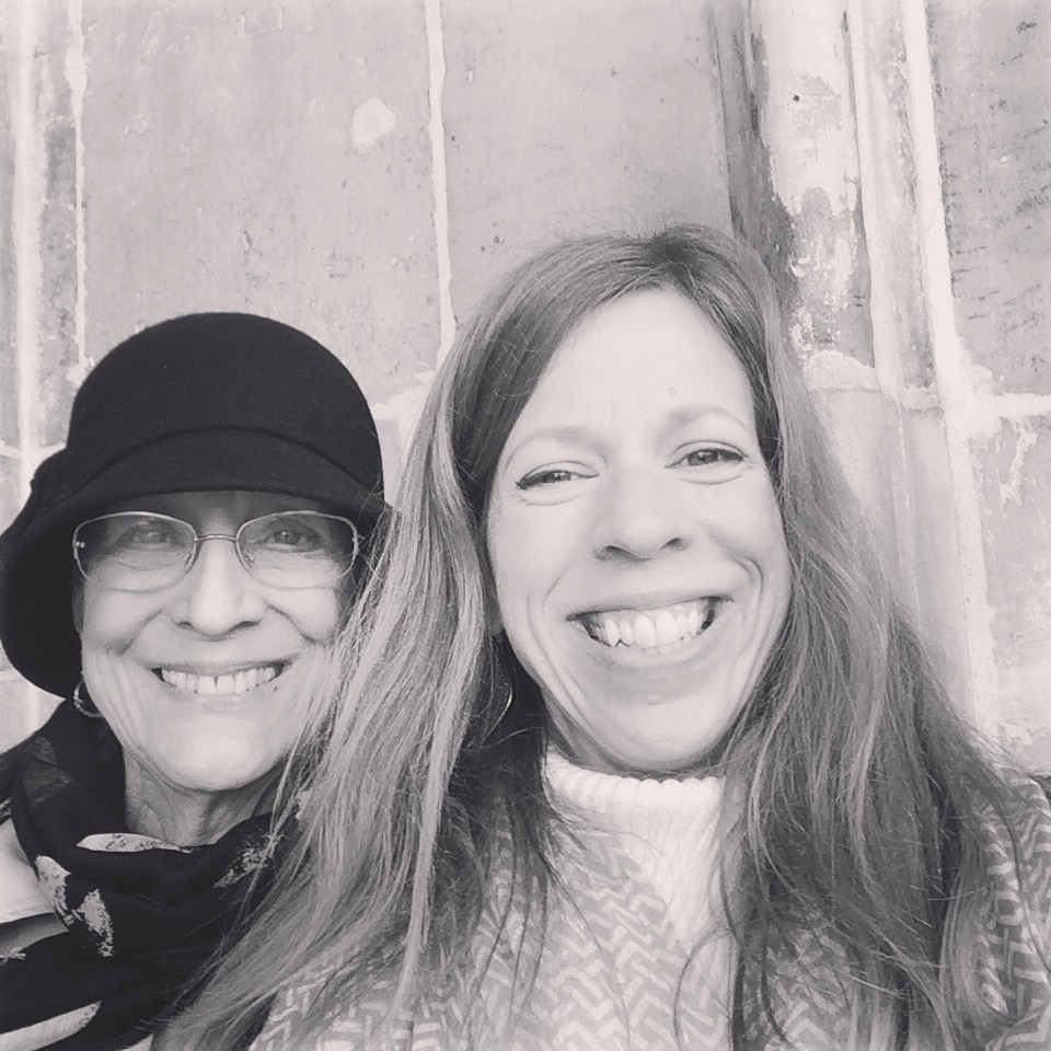 Carol and Sarah at Westminster Cathedral.JPG