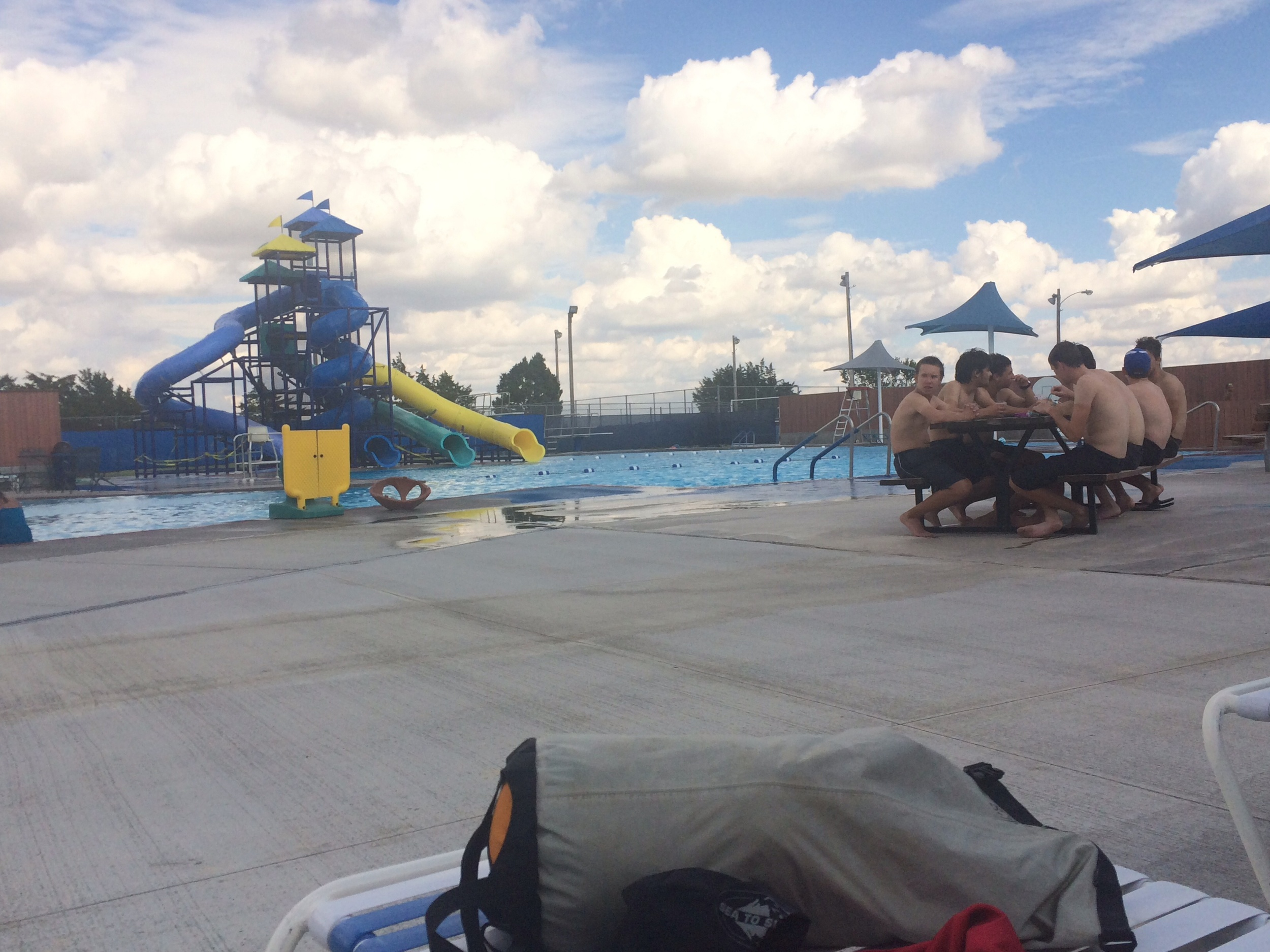 Scott City. What a pool!
