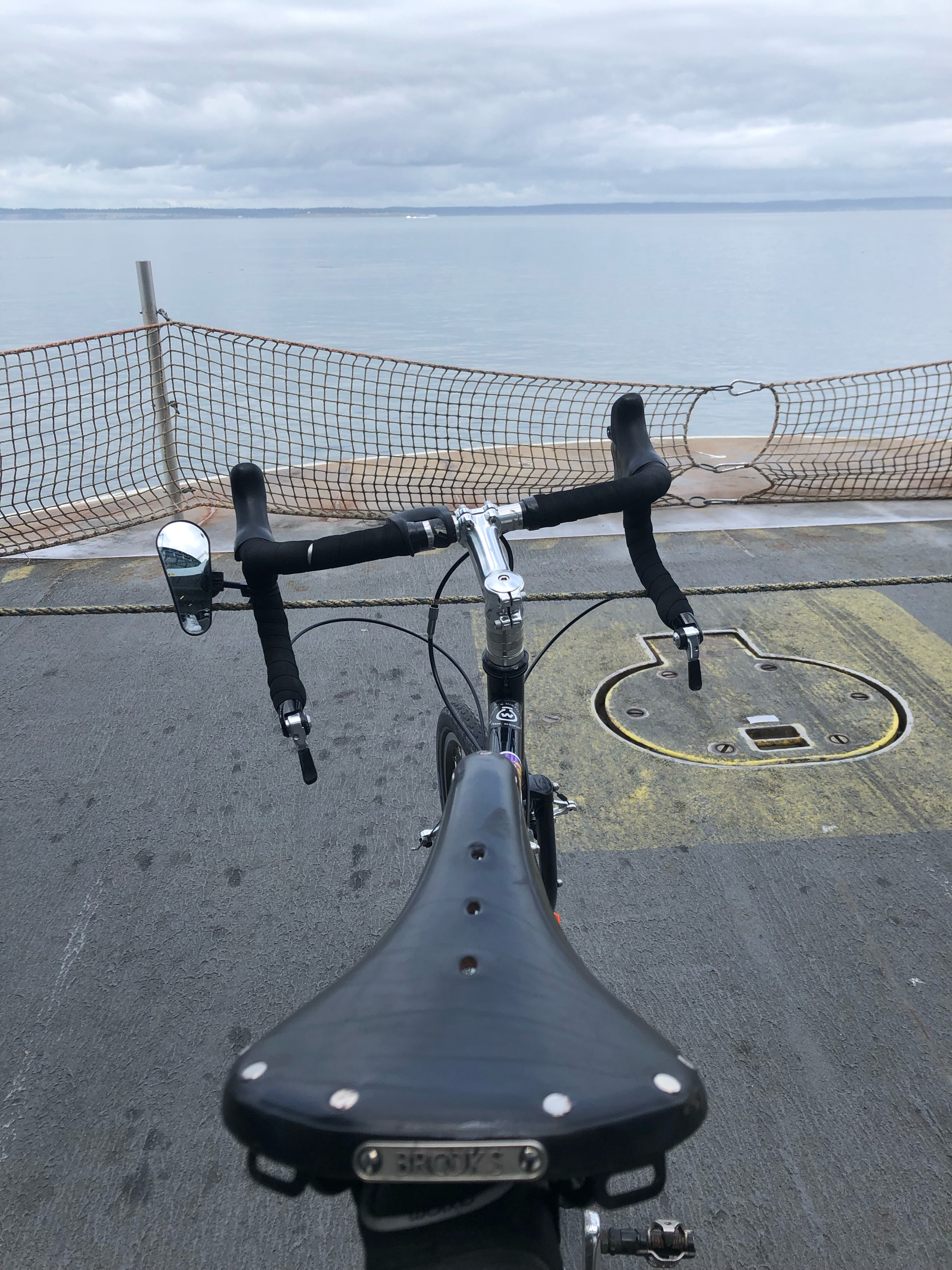 Ferry from Port Townsend to Coupeville