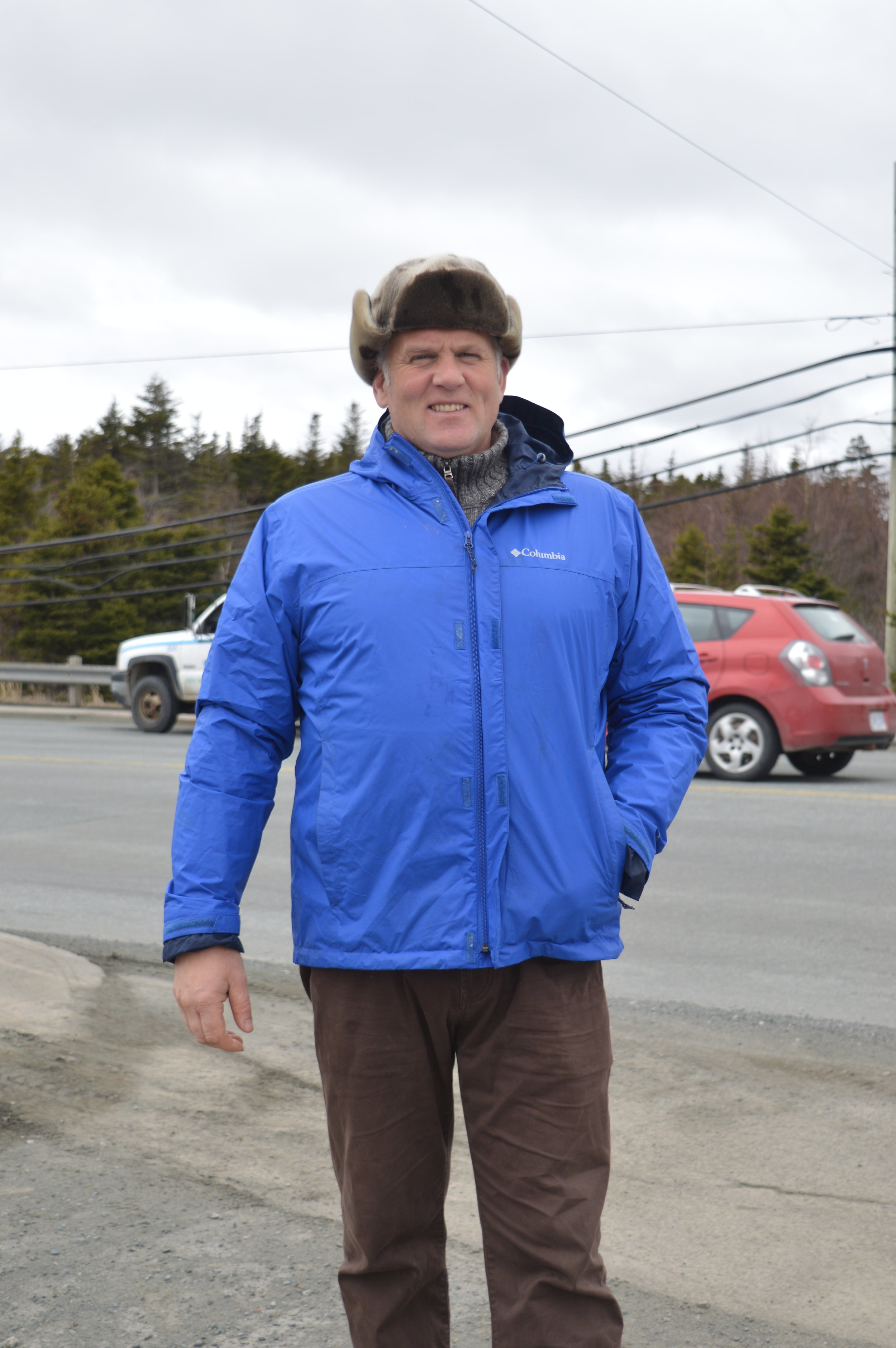 Jim Lester is seeking re-election in Mount Pearl North as the Progressive Conservative candidate.