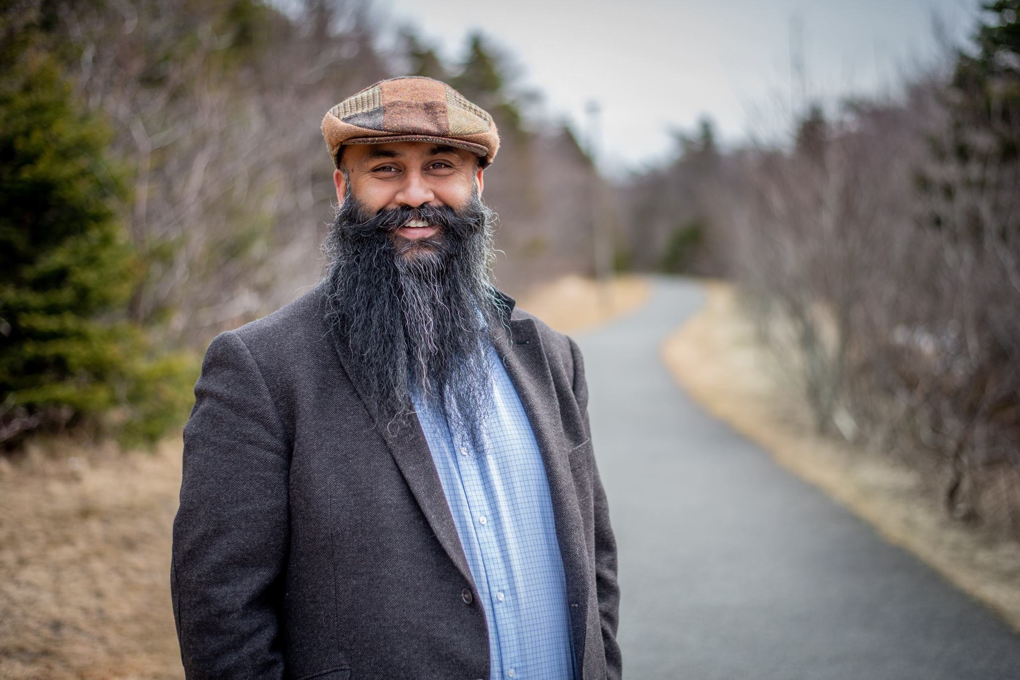 Mount Pearl—Southlands Liberal candidate Hasan Hai.  Submitted photo