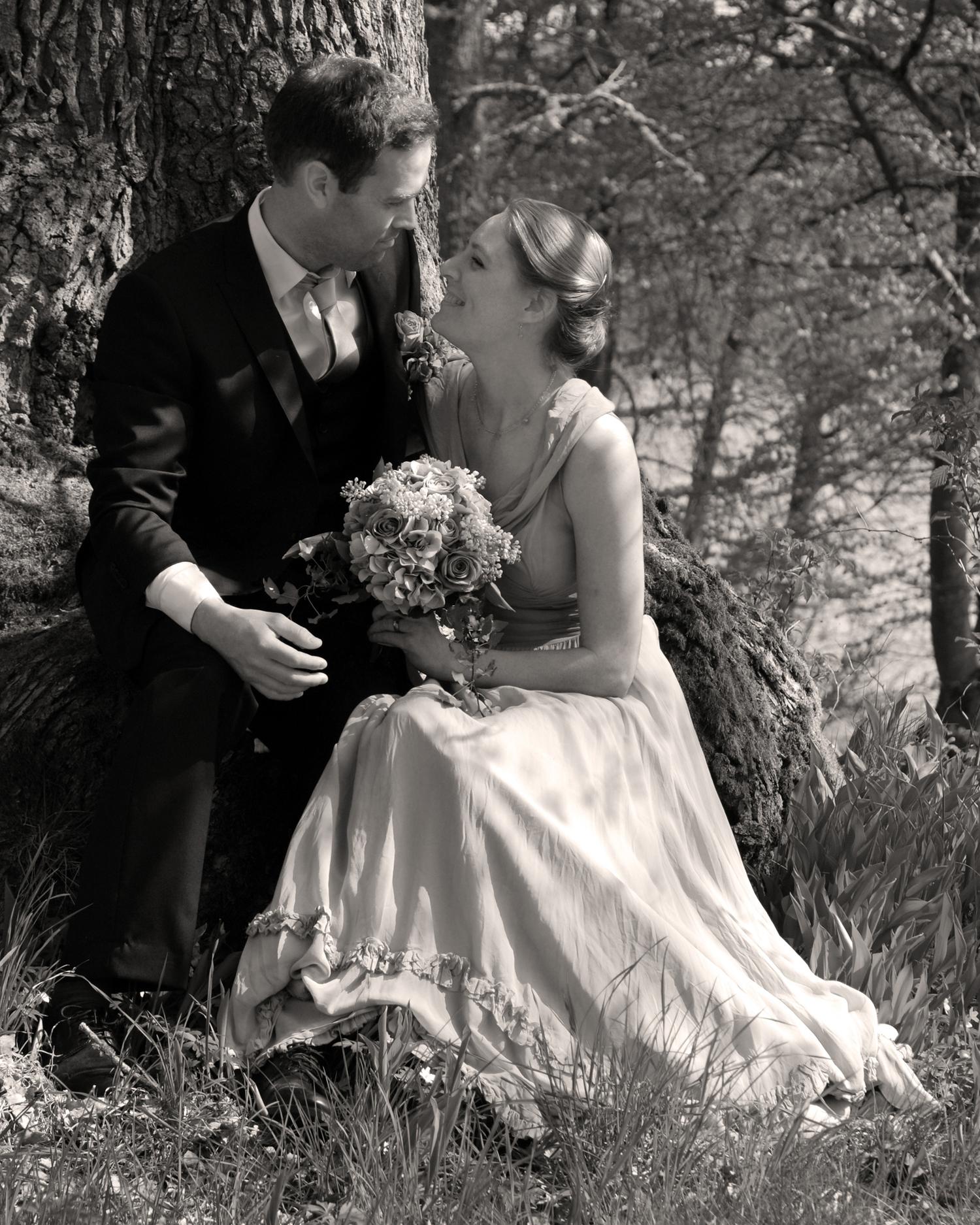 Baldersnäs bröllop svartvit.jpg