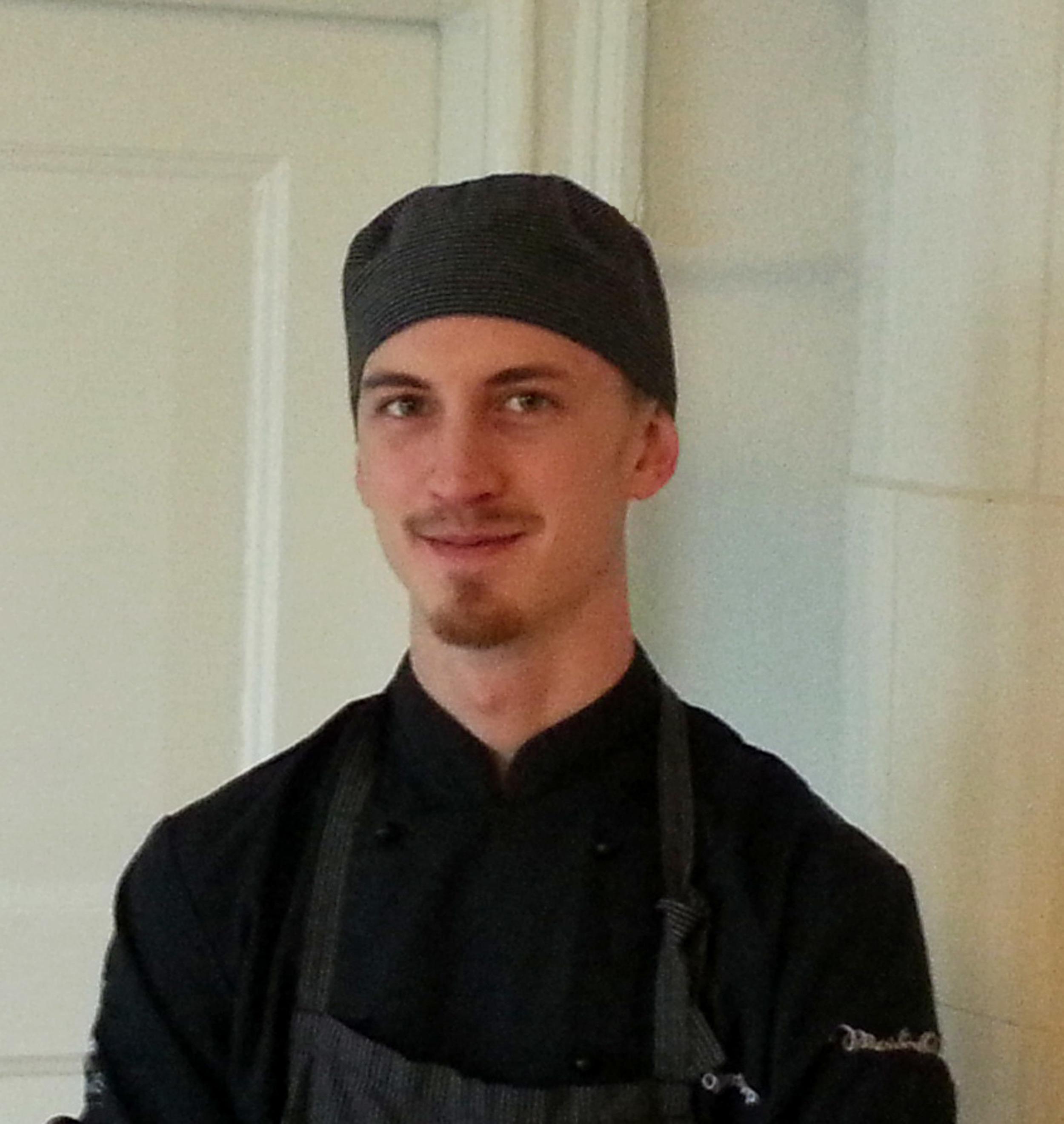 Emil Öjentorp Köksmästare