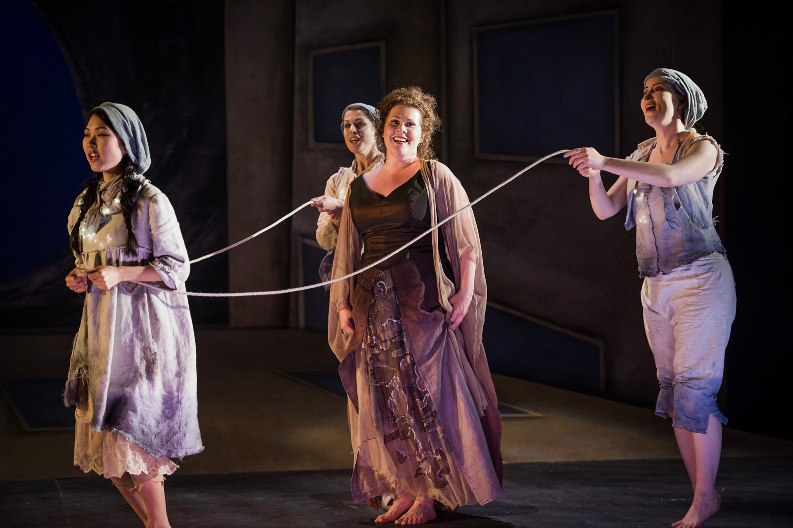 TheMagicFlute:LongboroughOpera Festival 2012 . Directed by Jenny Miller