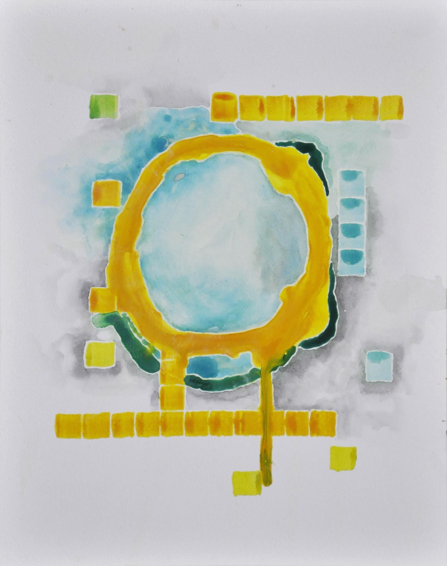 Meditation (Vedana anatta / Feeling is not self), 2015