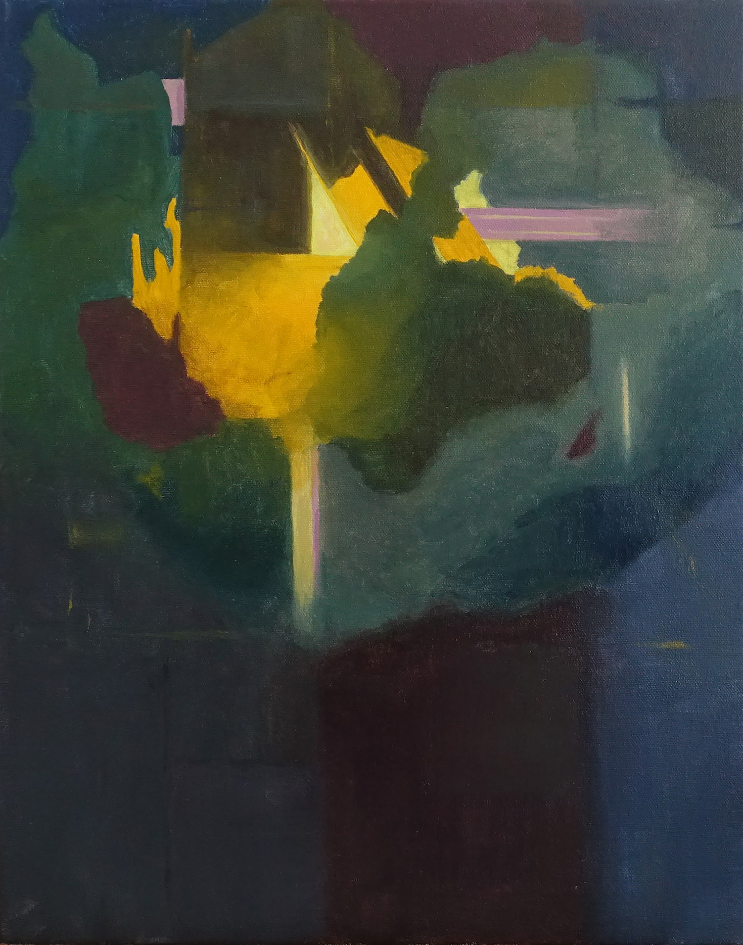 Untitled (Primrose), 2017