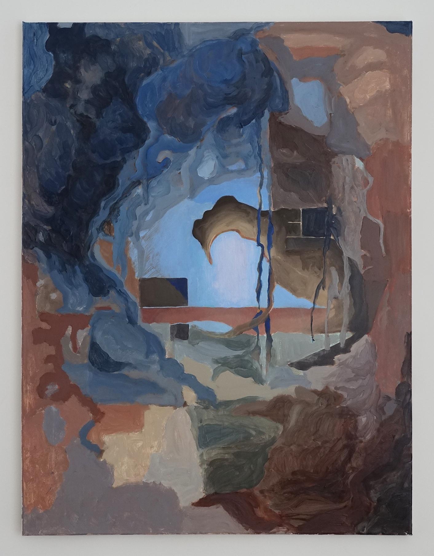 Untitled (Cobalt), 2018