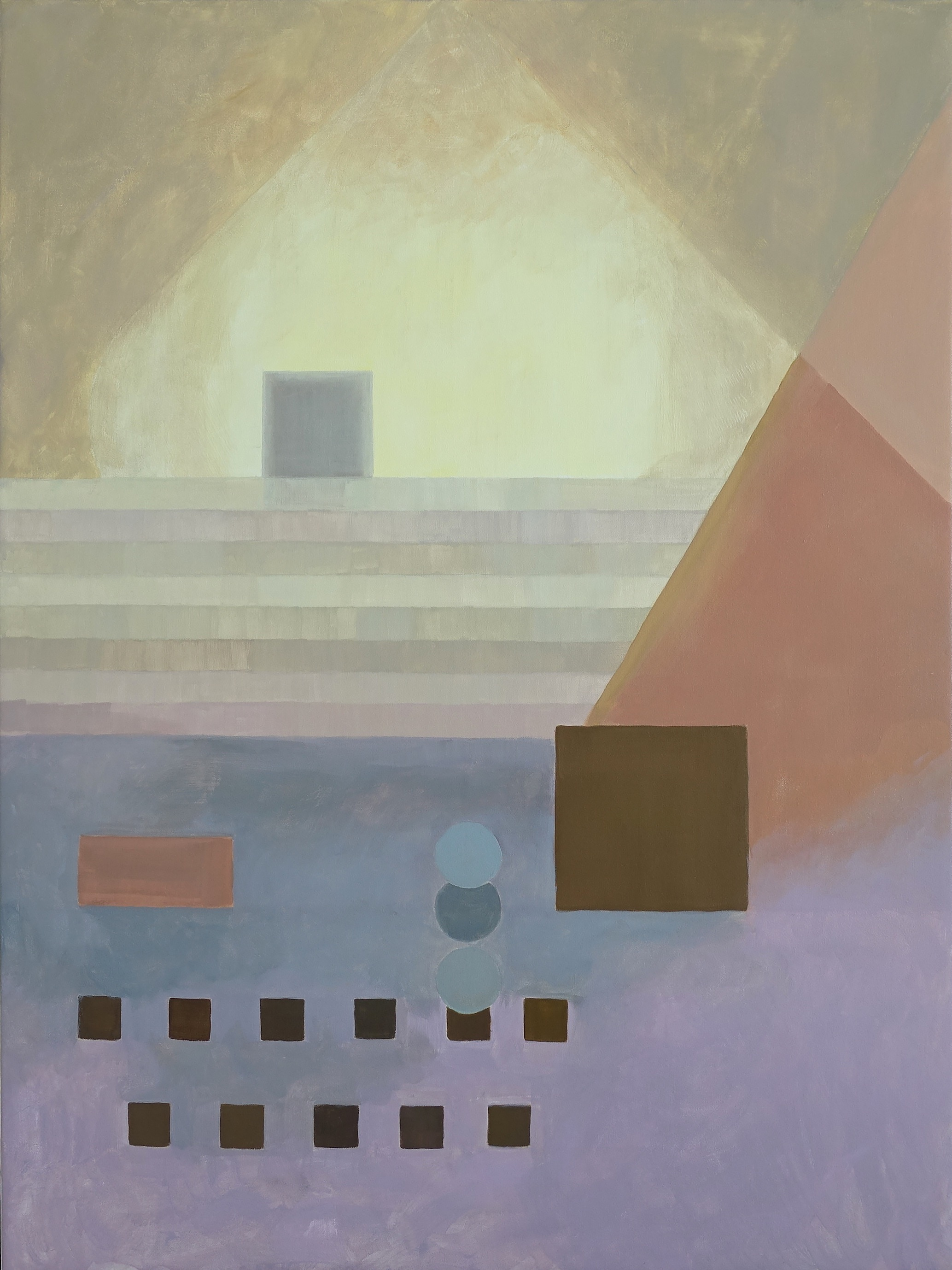 Untitled (Twenty M - Twenty D revisited), (2018)