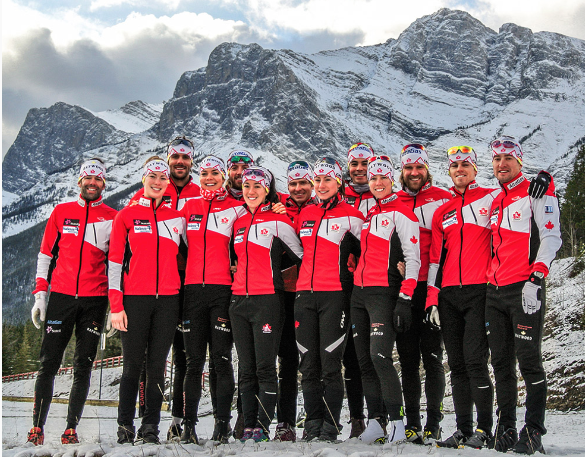 Cross Country Canada 2014