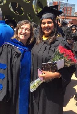 Maajida Darsot - Graduation day! Congratulations