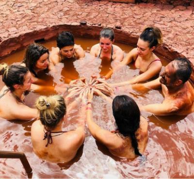 Piedra de Agua Hot Springs & Spa in Cuenca, Ecuador