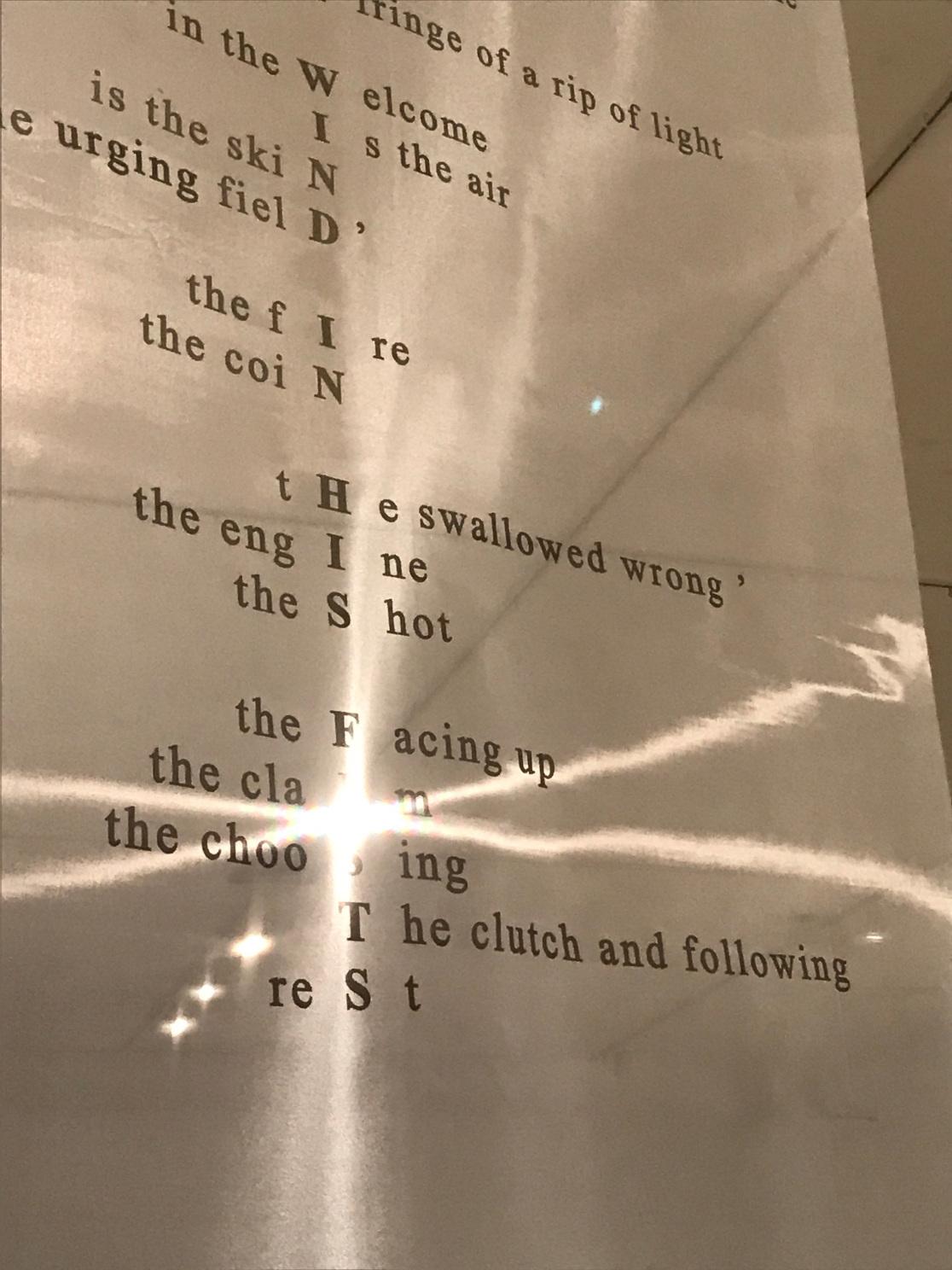 - Libretto banner by Caroline Santa