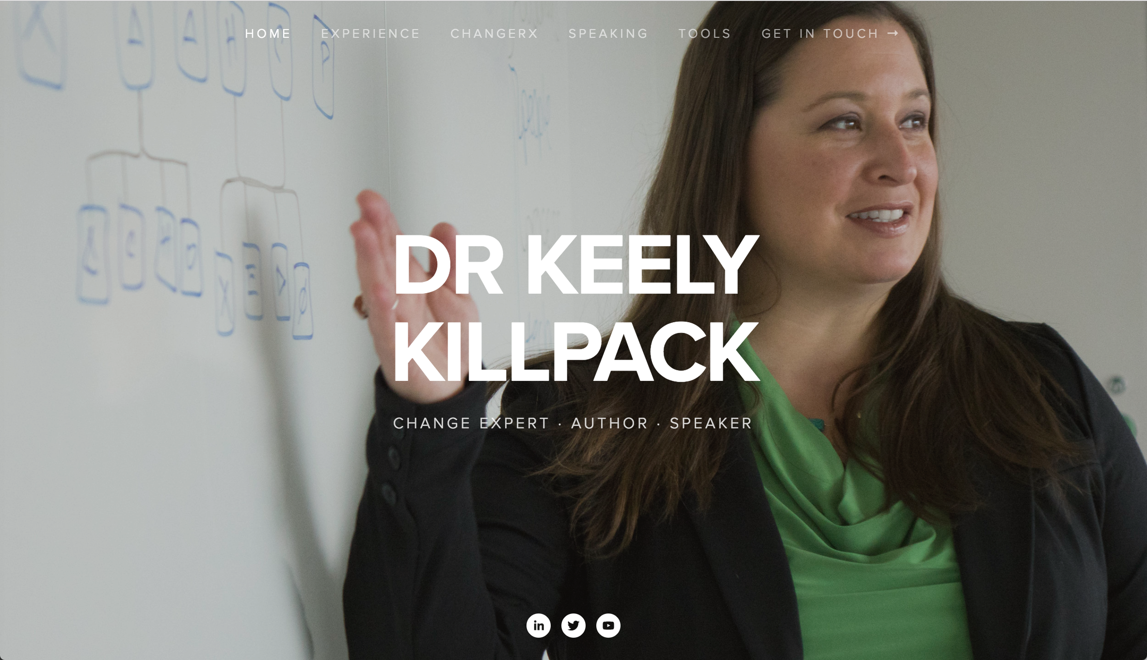 Dr Keely Killpack - Branding and Book Launch